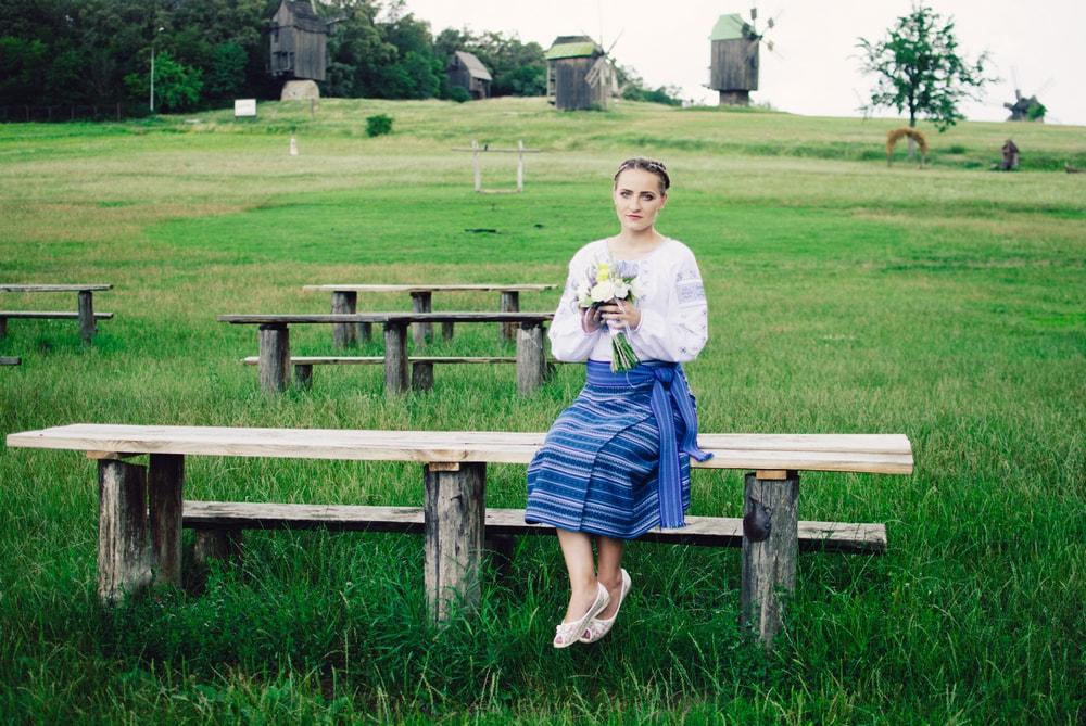 Фотосессия невесты - фотограф Женя Лайт