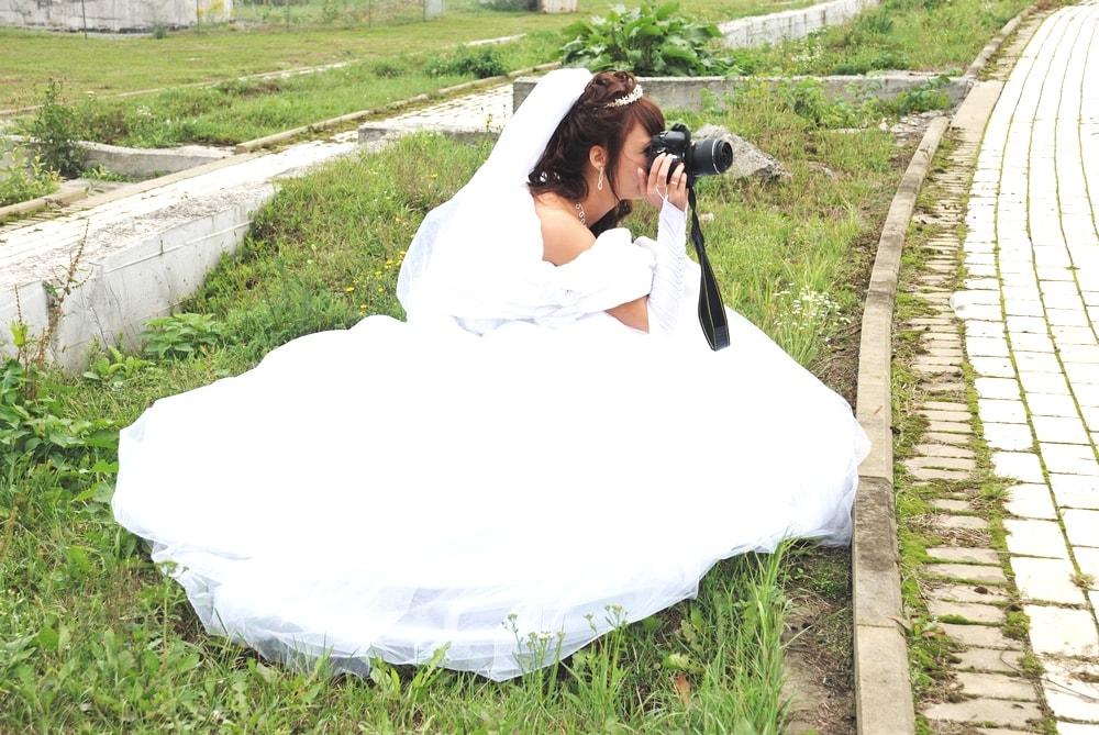 Невеста-фотограф