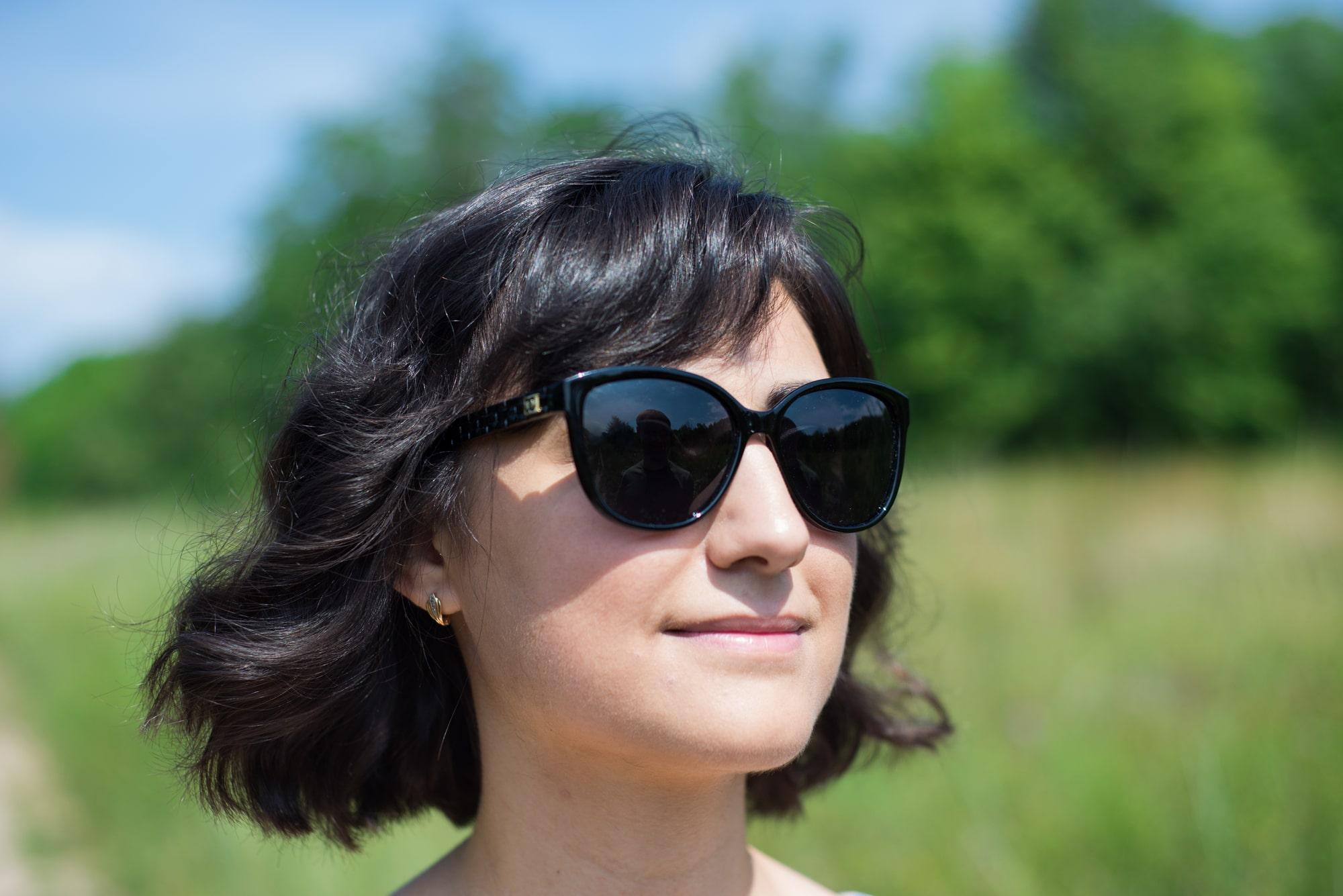 Фотосессия Love Story в стильных очках - Фотограф Женя Лайт