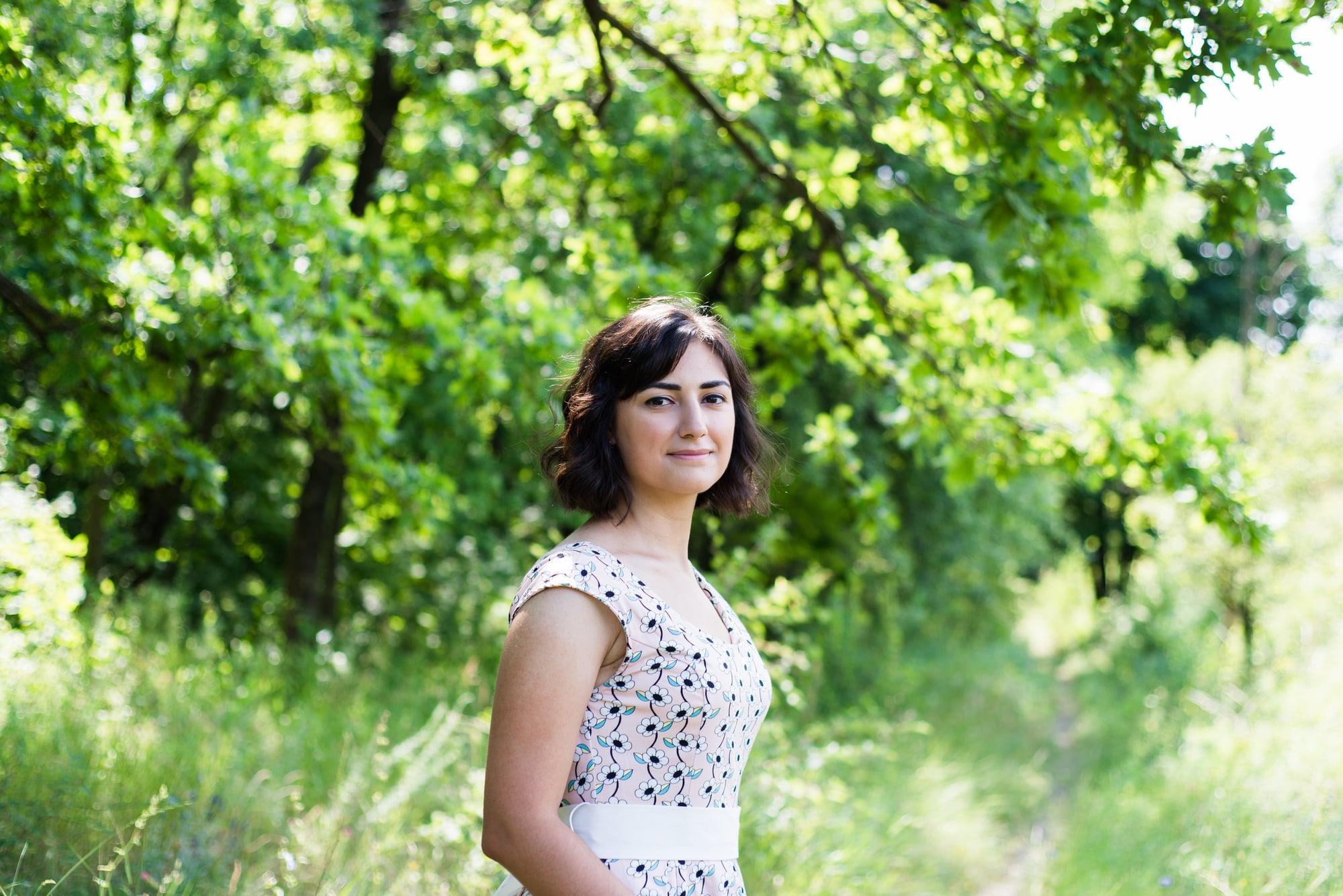 Фотосессия Love Story в Киеве - молодая жена - Фотограф Женя Лайт