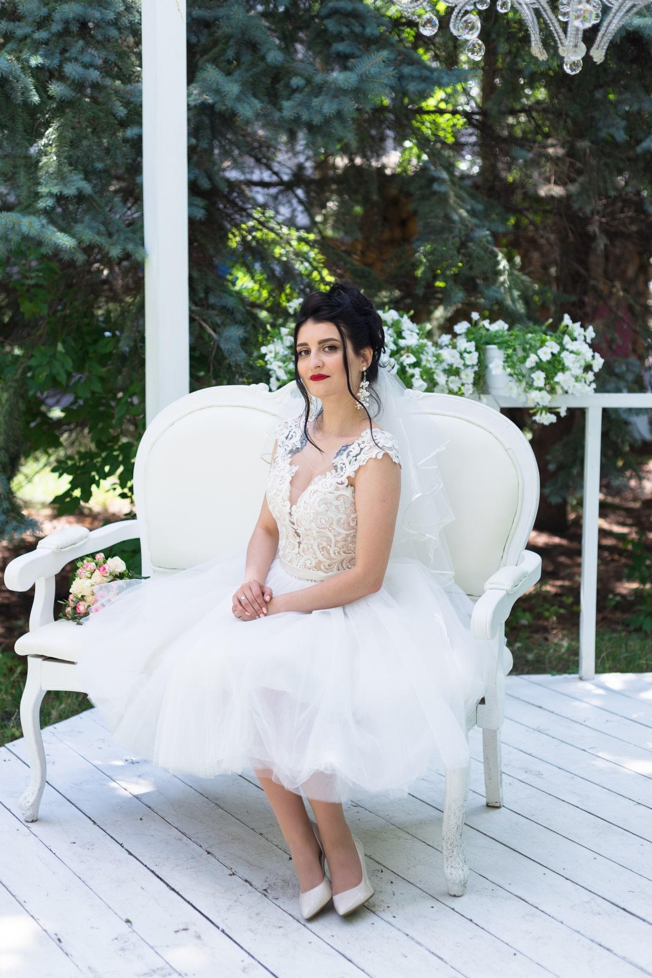 Свадебная фотосъемка в студии Плей
