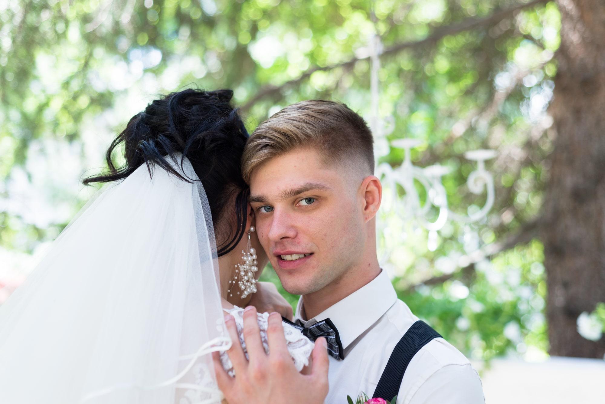 Свадебная фотосъемка в студии Плей - жених
