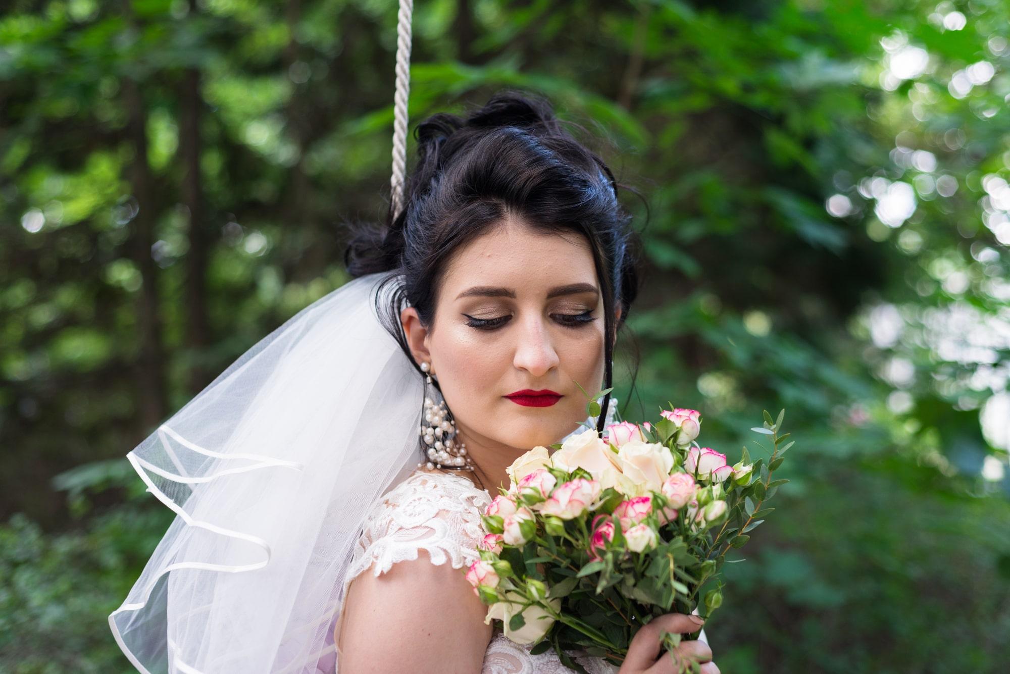 Свадебная фотосъемка в студии Плей - фото Женя Лайт