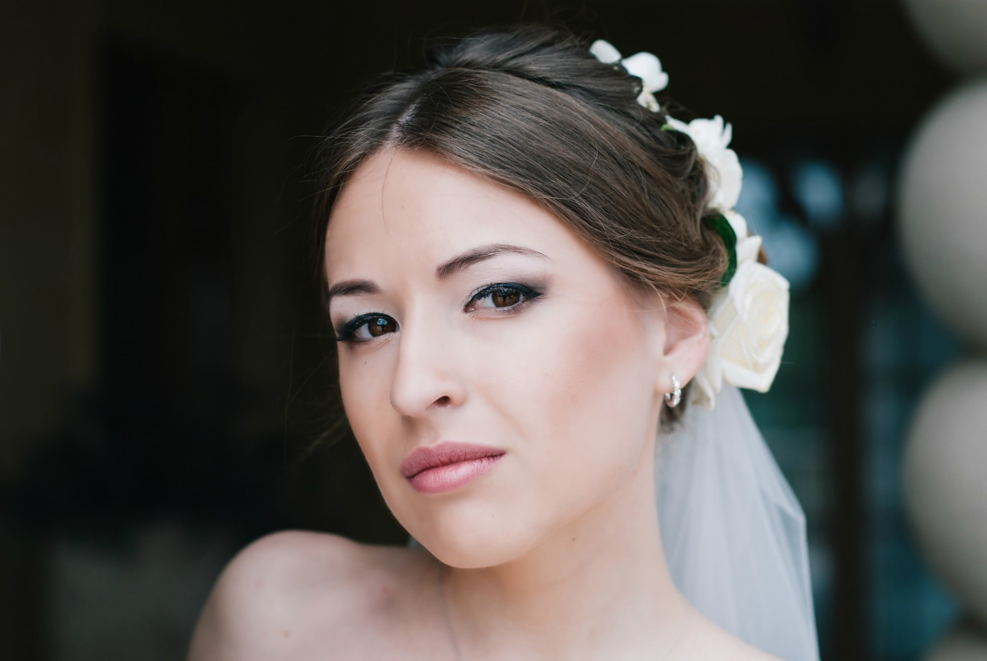 Портрет невесты - Фотограф Киев - Женя Лайт
