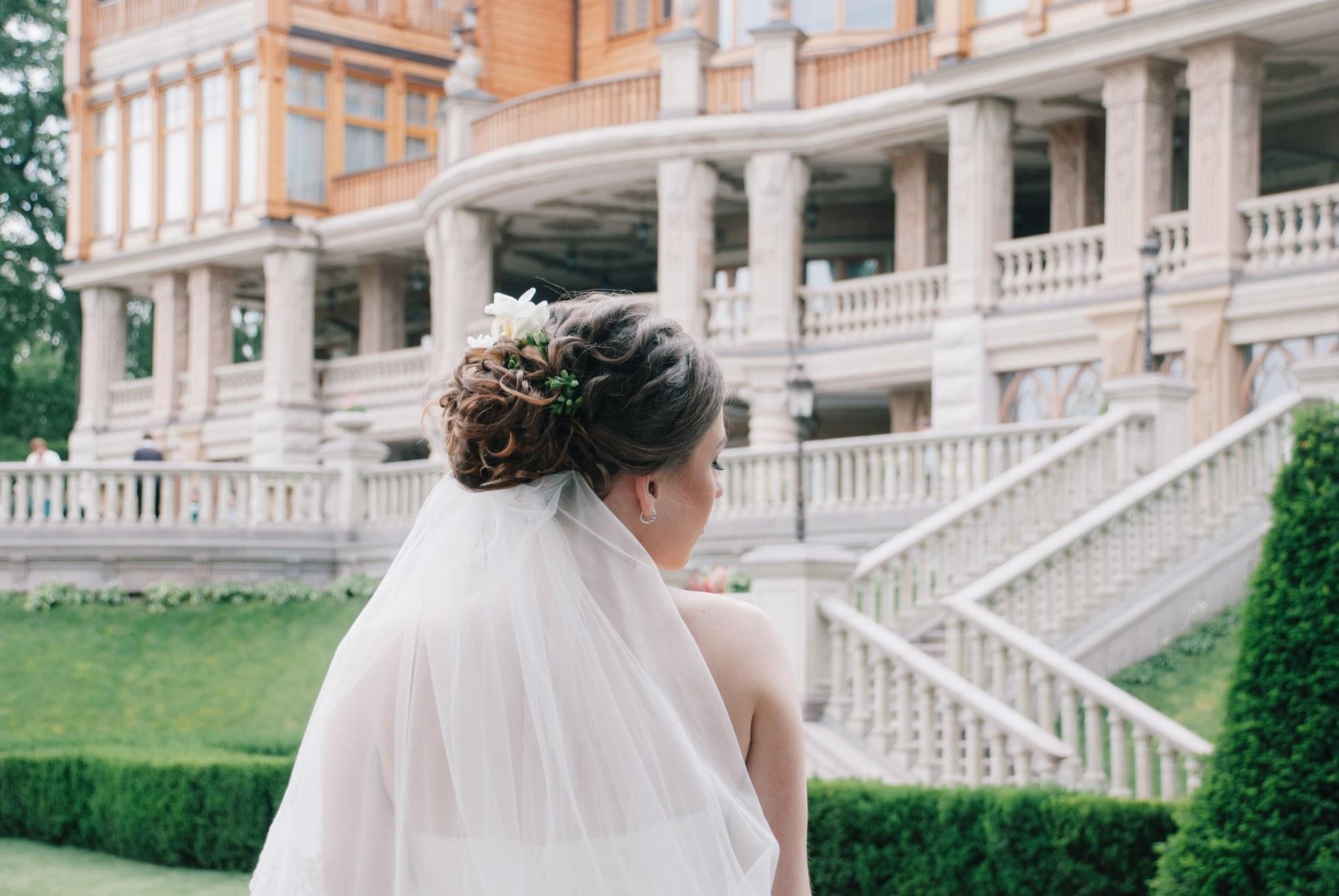 Романтика в Межигорье - Фотограф Киев - Женя Лайт
