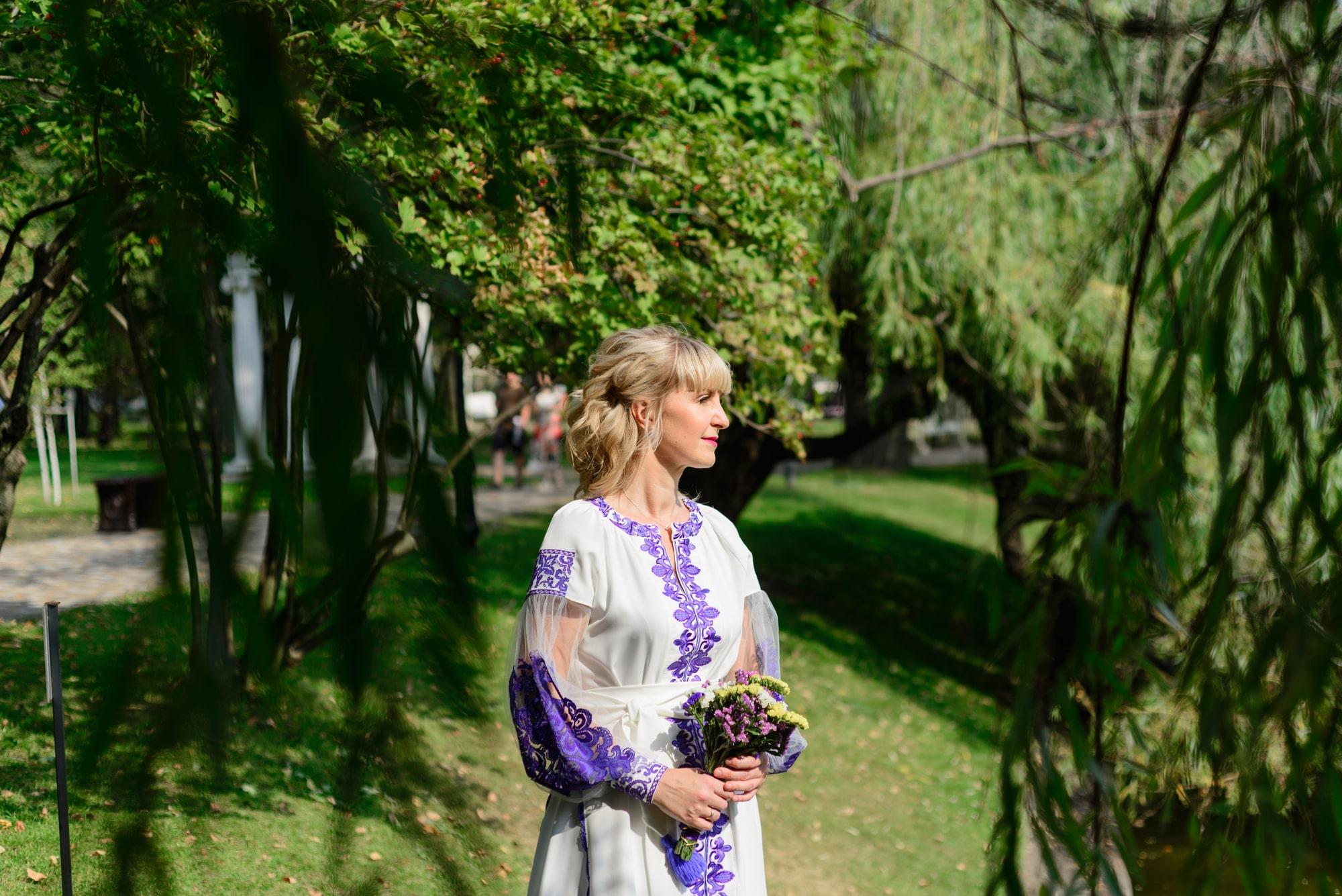 Свадебная фотосессия в Пирогово - фотограф Женя Лайт