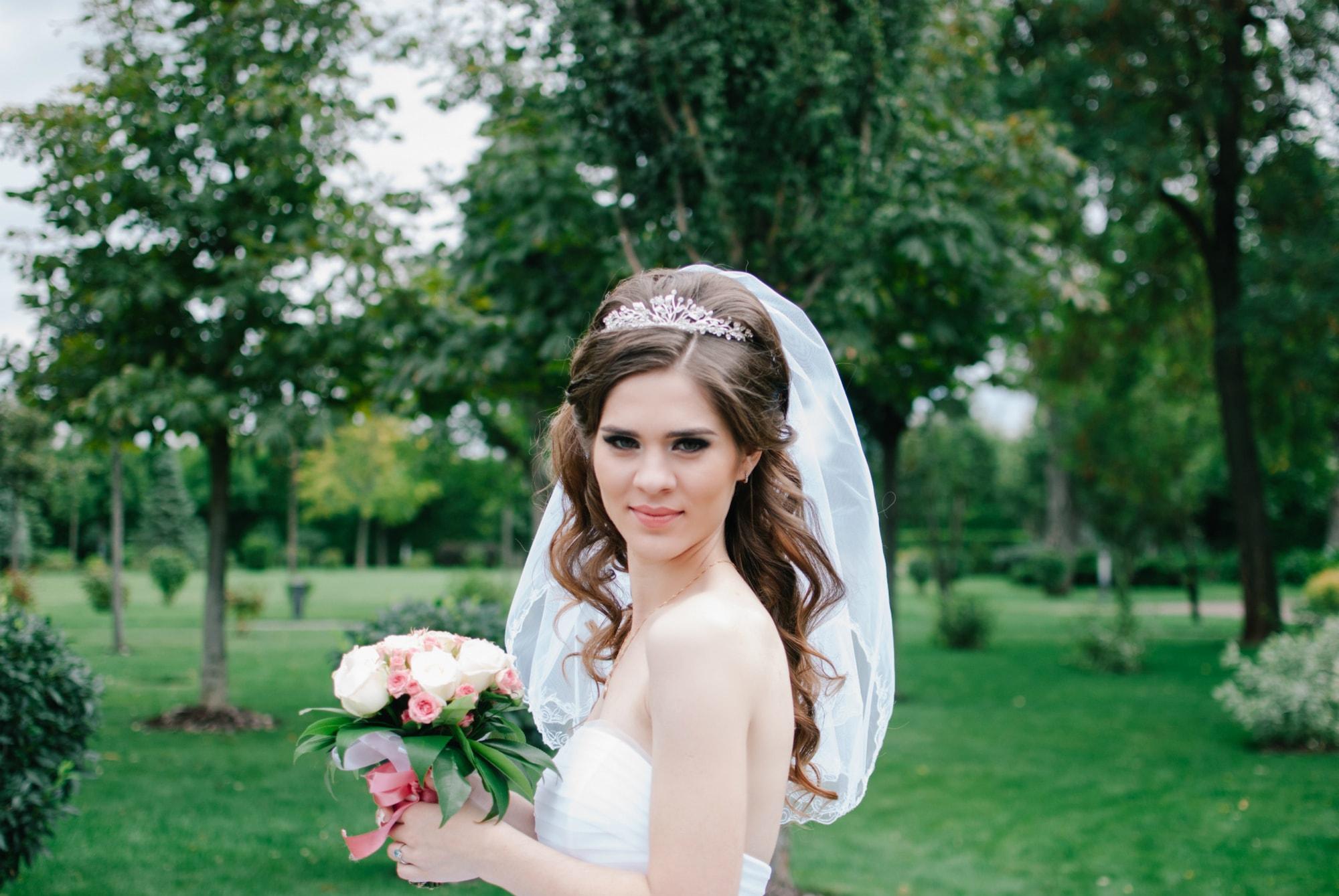 Невеста на прогулке - Фотограф Киев - Женя Лайт