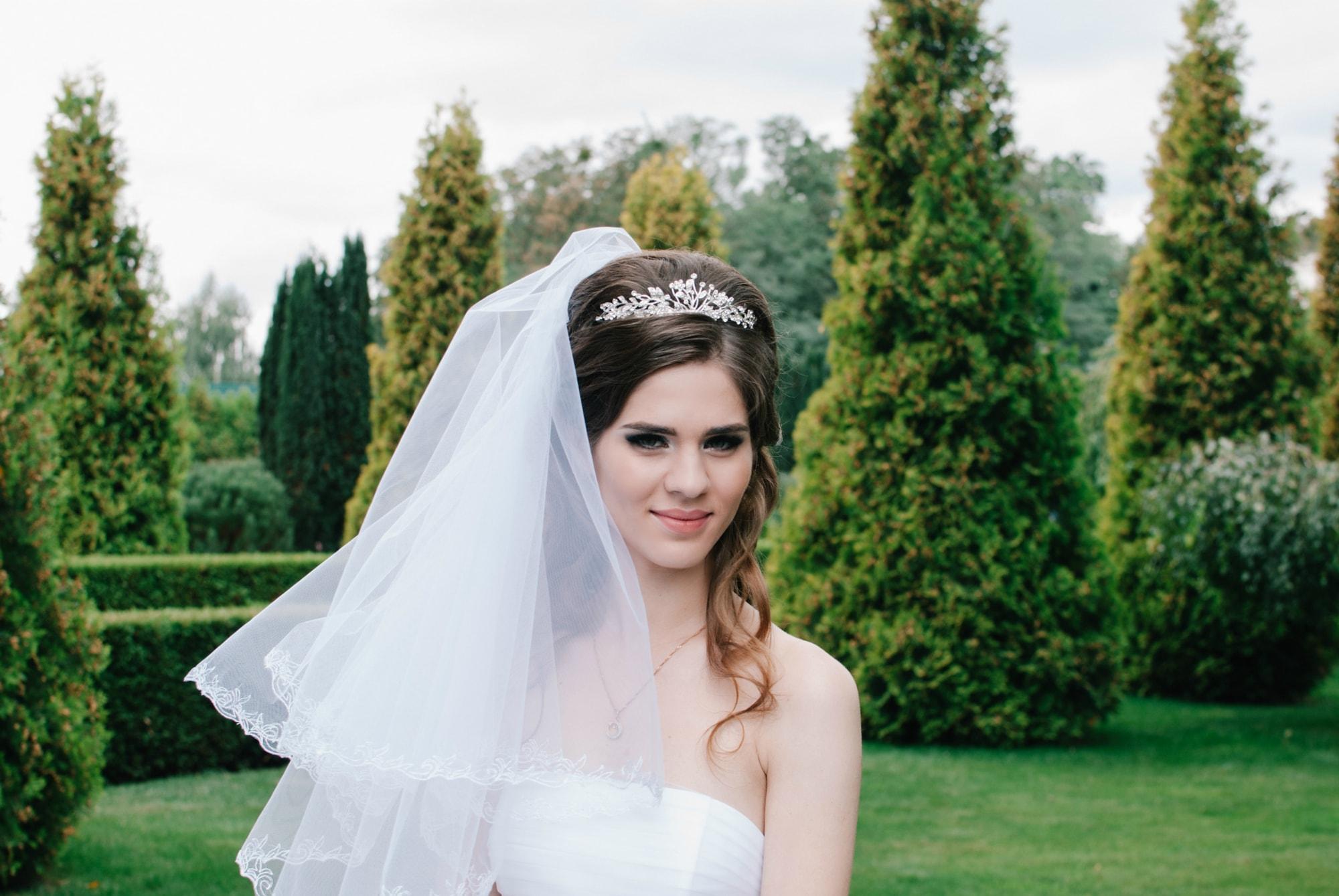 Фото молодой невесты - Фотограф Киев - Женя Лайт