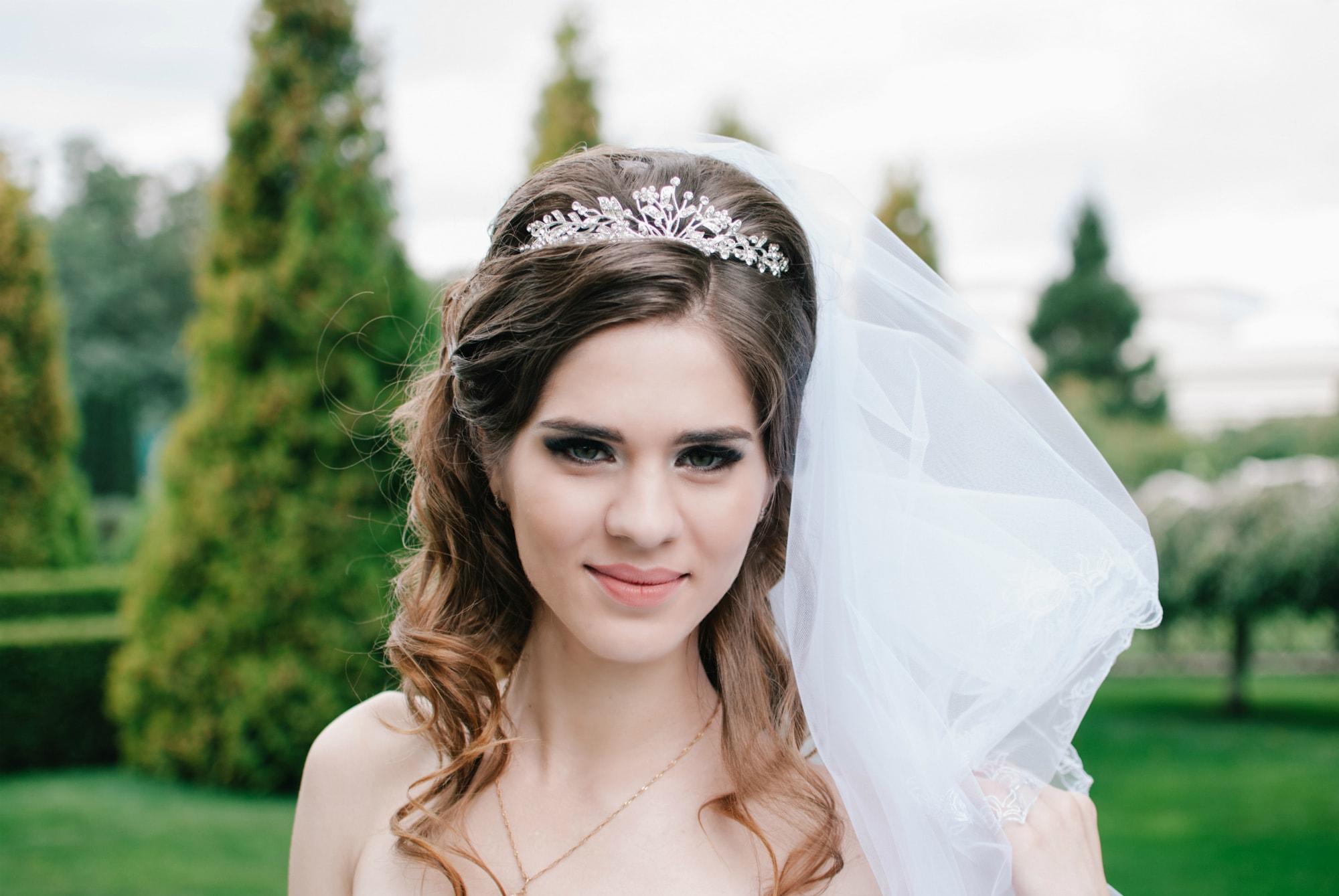 Вызывающий взгляд невесты - Фотограф Киев - Женя Лайт