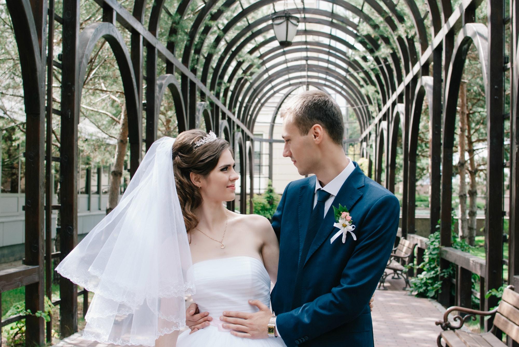 Фотосет для невесты и жениха - Фотограф Киев - Женя Лайт