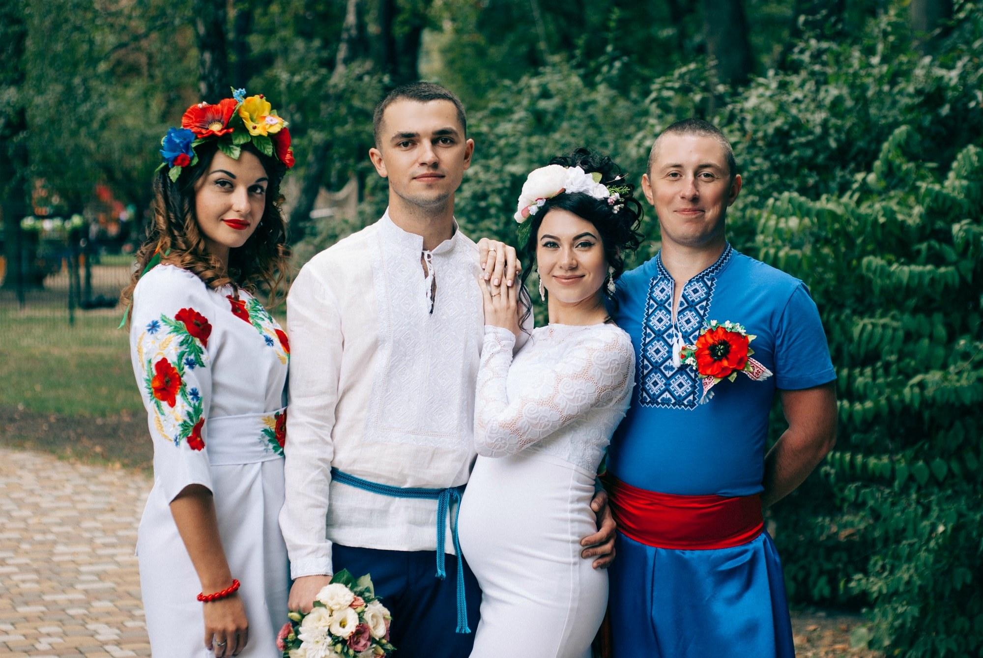 Свадебные гости - Фотограф Киев - Женя Лайт