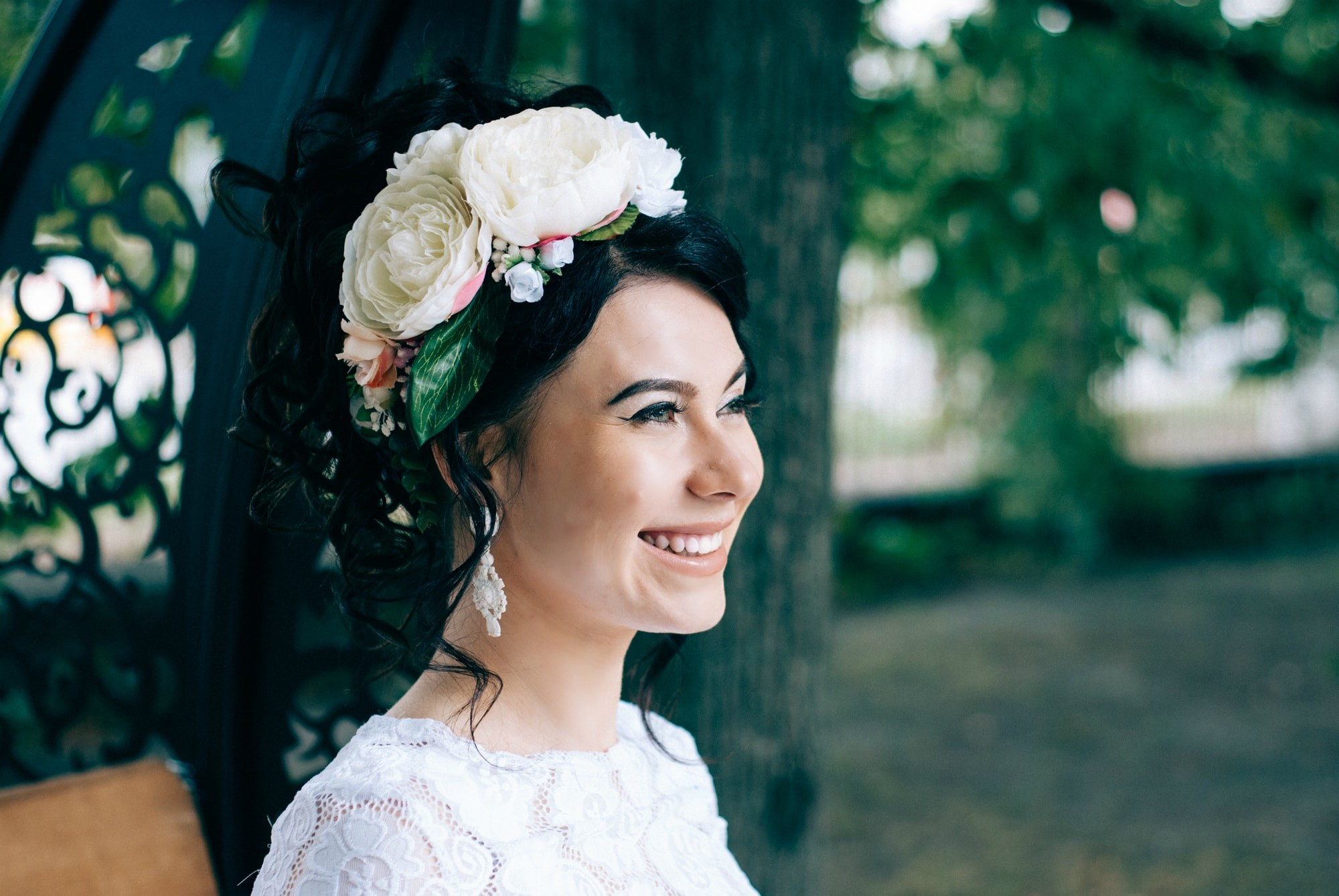 Невеста смеется - Фотограф Киев - Женя Лайт