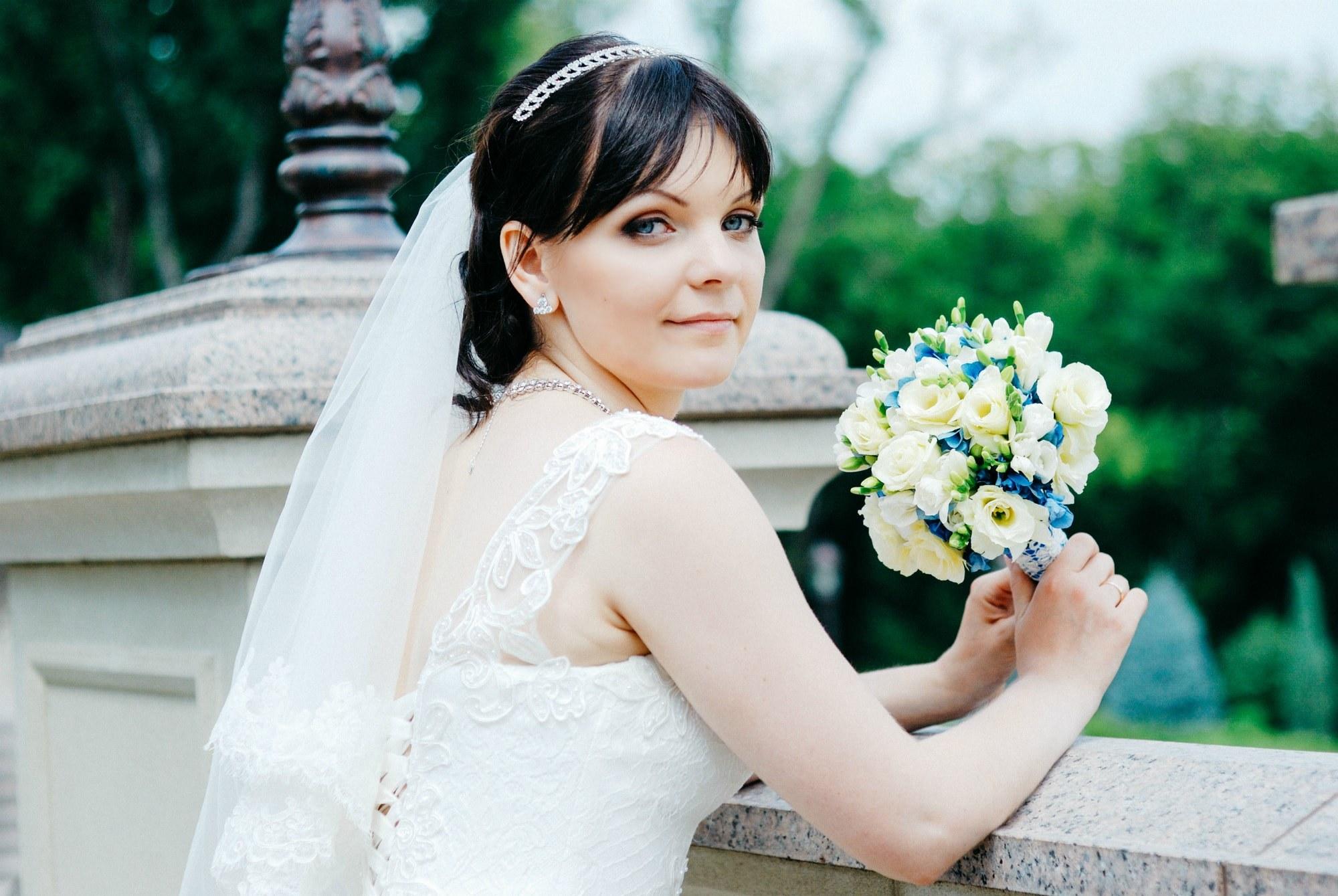 Красота и нежность невесты - Фотограф Киев - Женя Лайт