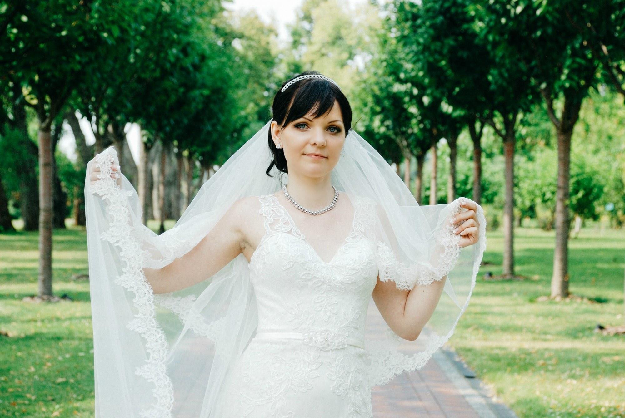 Свадебный день невесты - Фотограф Киев - Женя Лайт