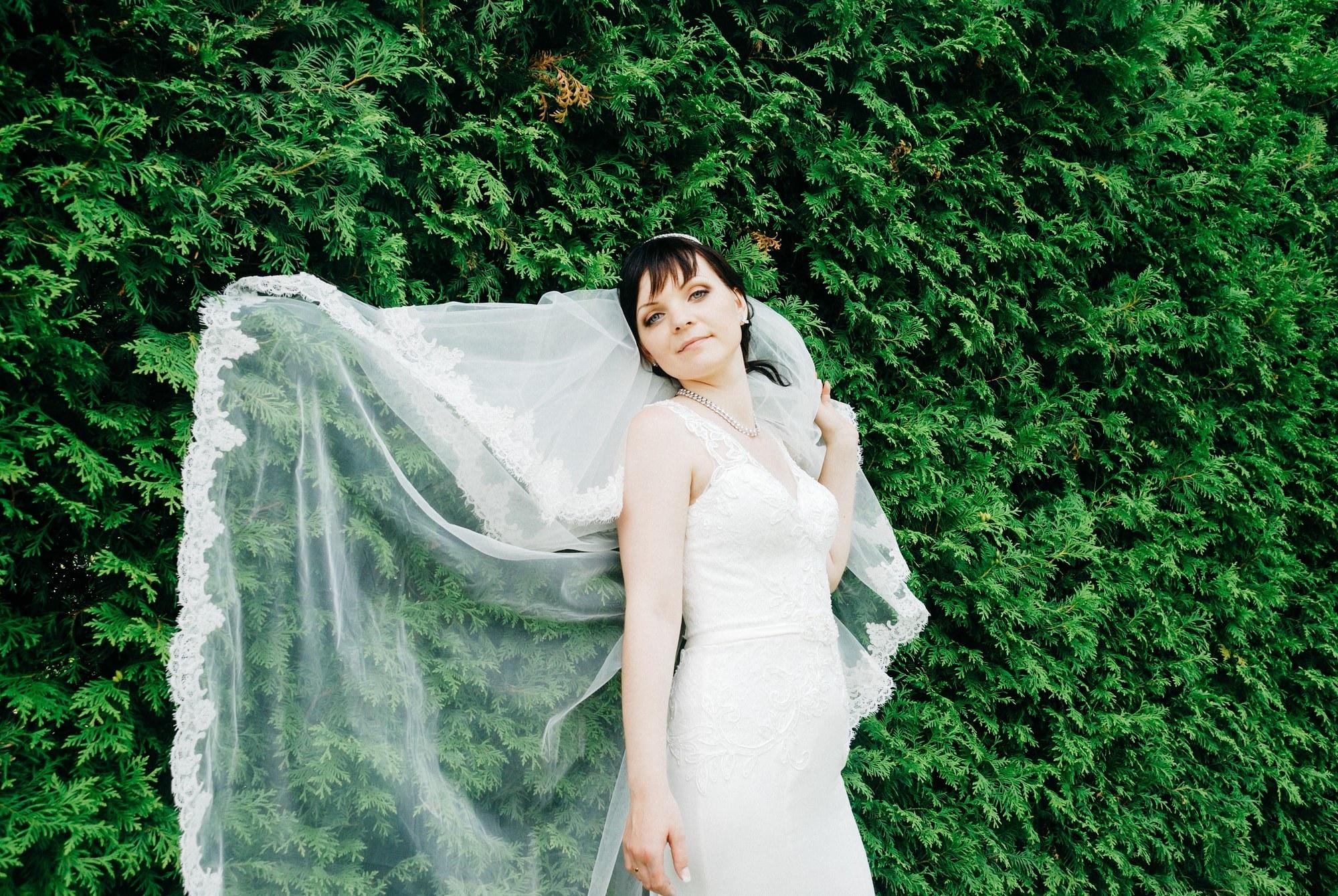 Фотография невесты - Фотограф Киев - Женя Лайт