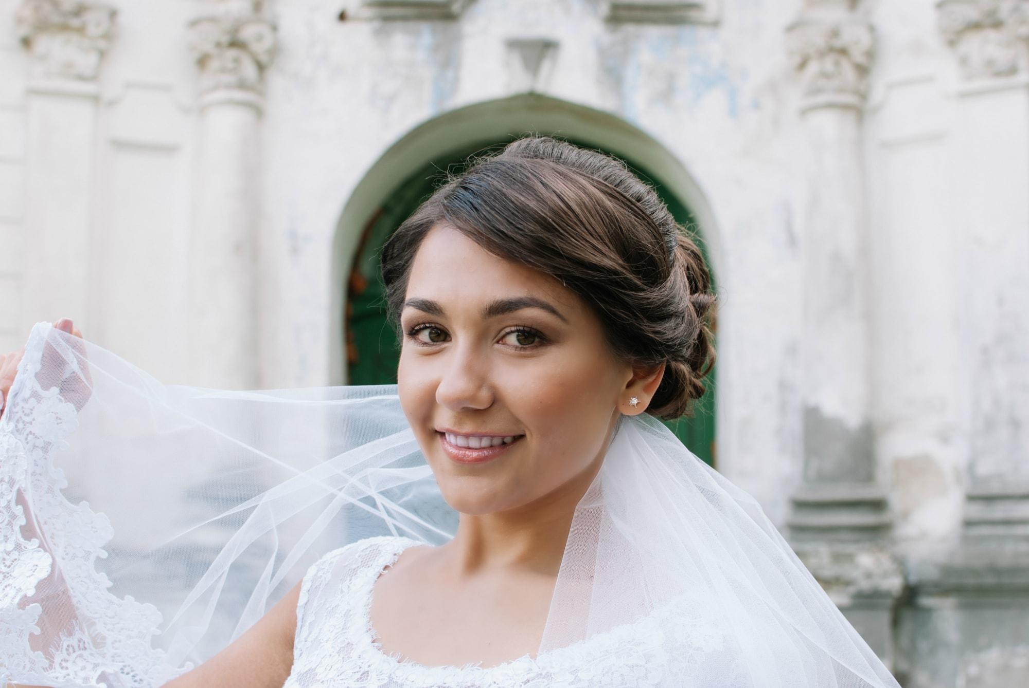 Фотография счастливой невесты - Фотограф Киев - Женя Лайт
