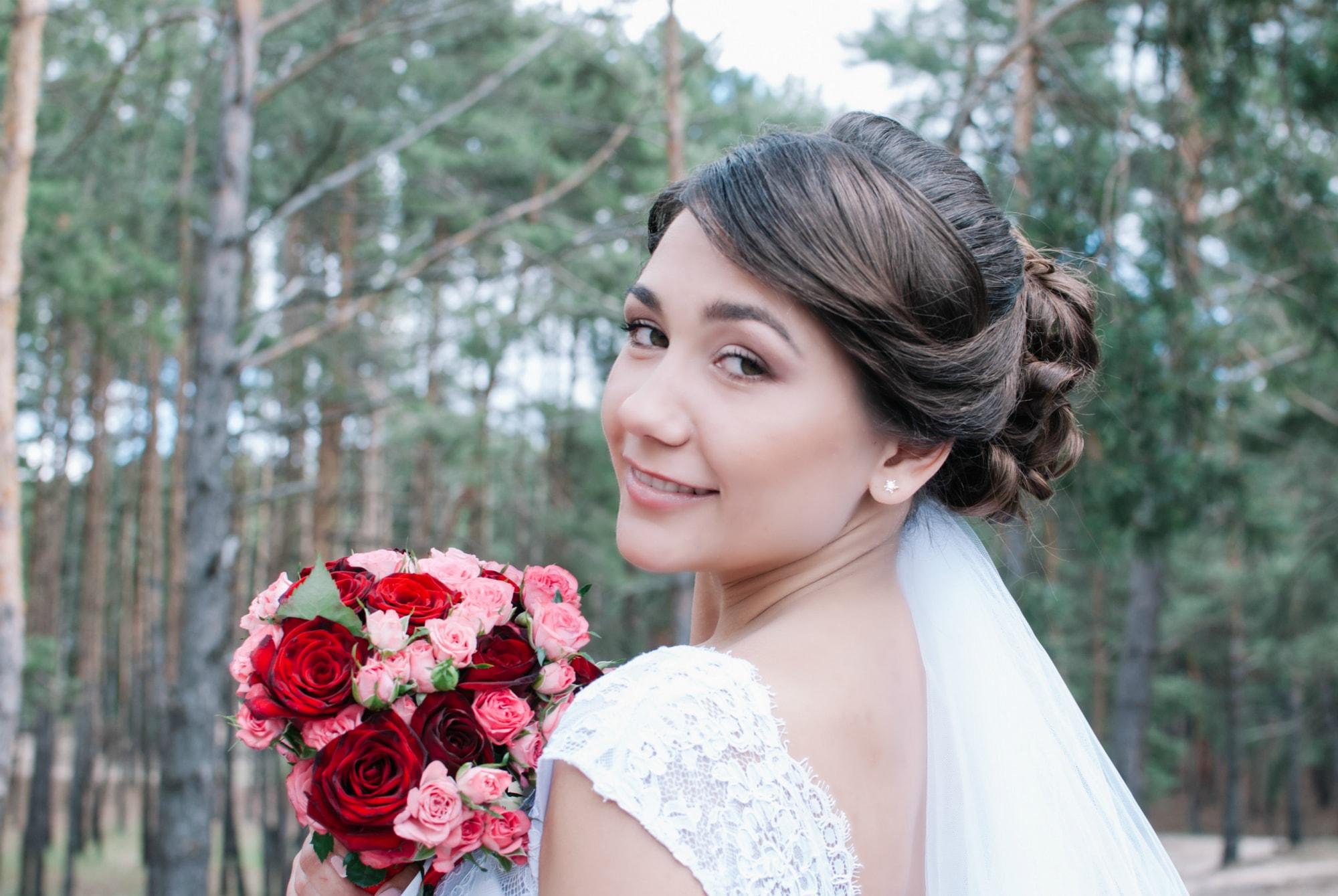 Нежность во взгляде невесты - Фотограф Киев - Женя Лайт