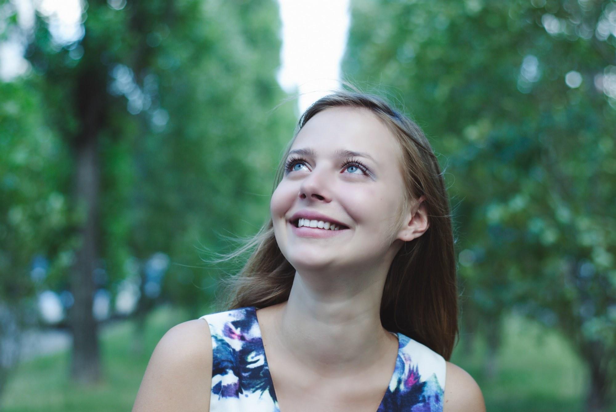 Фотосессия девочки весной - Фотограф Киев - Женя Лайт