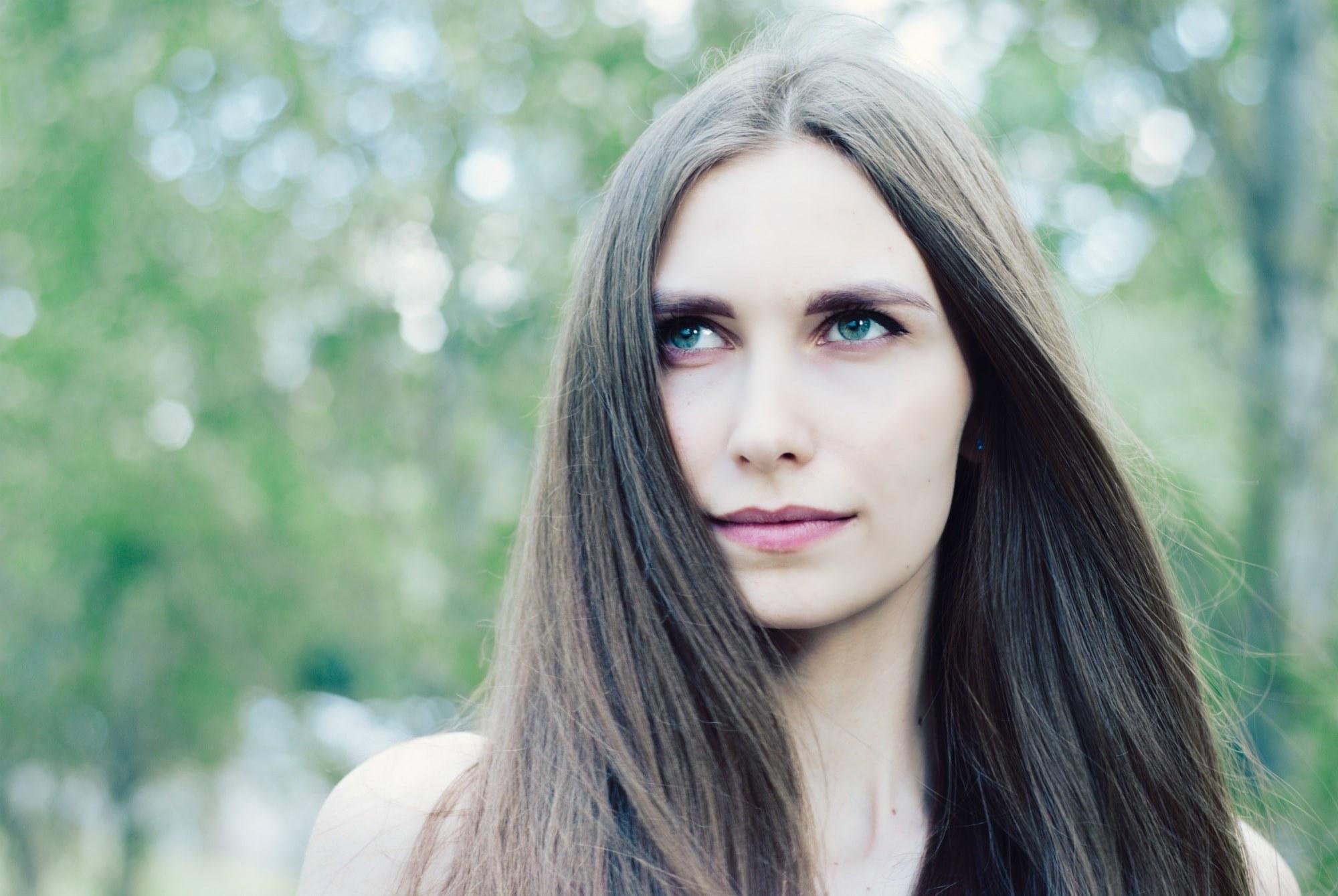 Девушка модельной внешности - Фотограф Киев - Женя Лайт