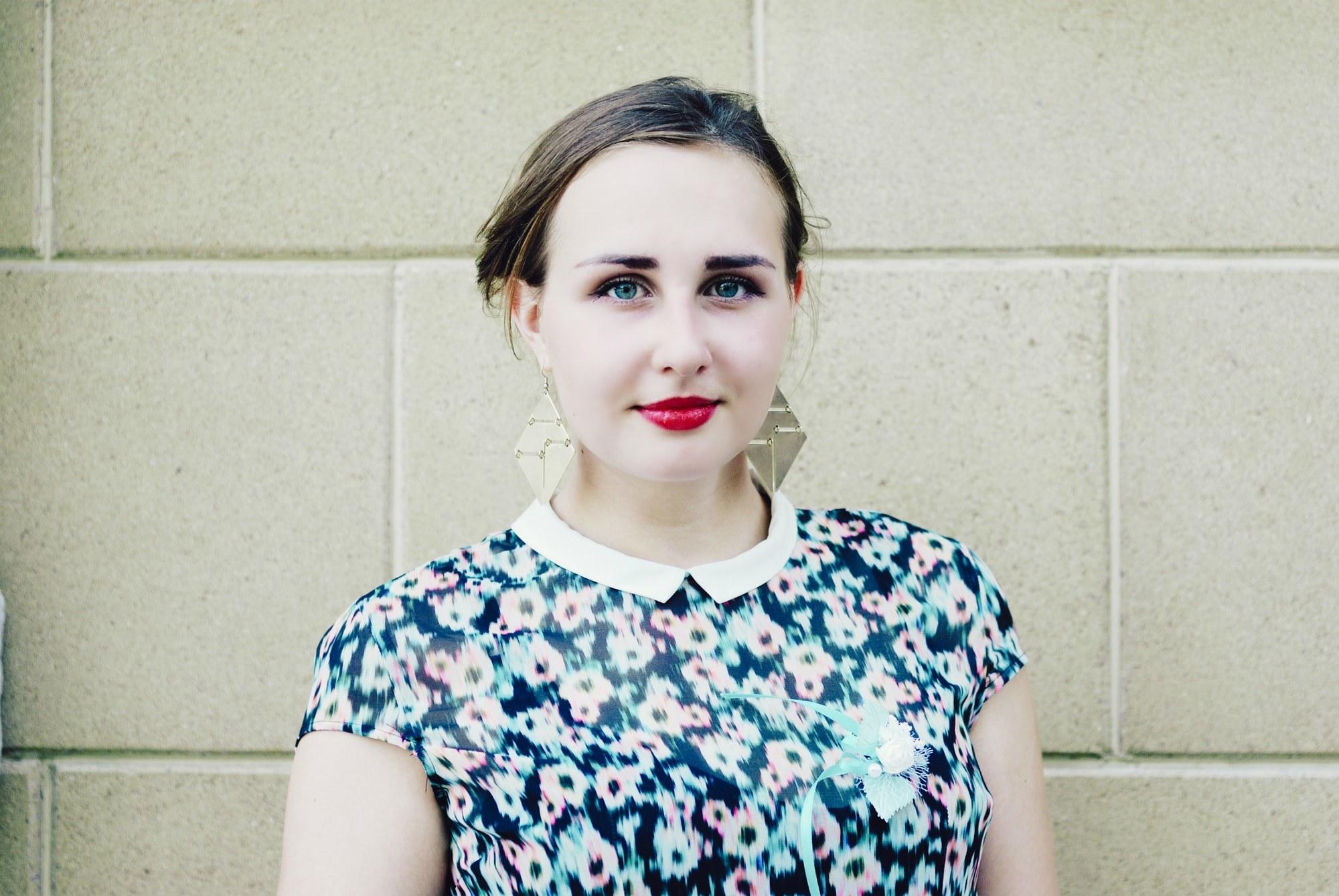Портрет молодой девушки - Фотограф Киев - Женя Лайт