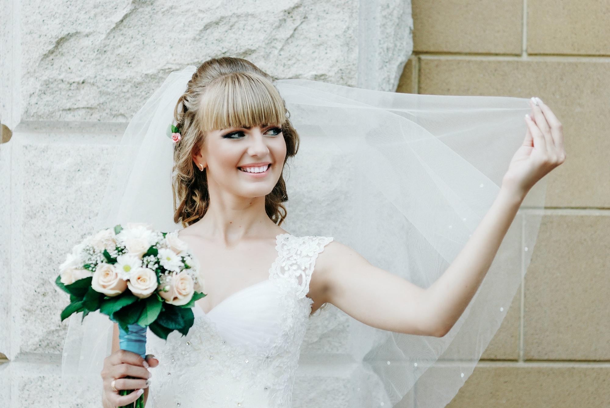 Молодая невеста - Фотограф Киев - Женя Лайт
