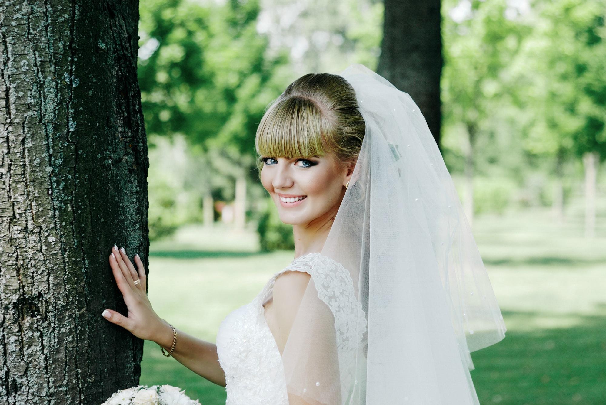 Фотосессия стильной невесты - Фотограф Киев - Женя Лайт
