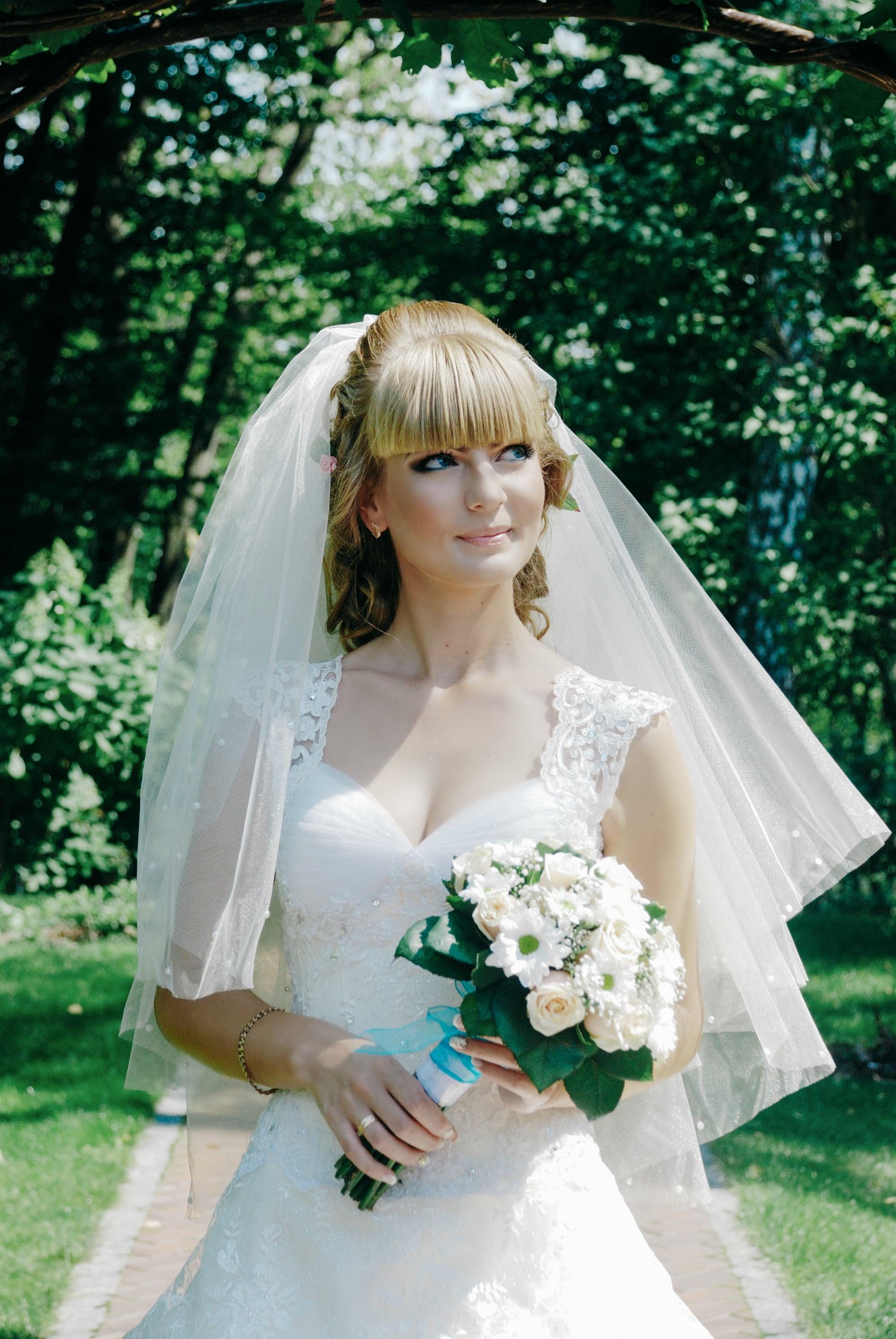 Невеста в Межигорье - Фотограф Киев - Женя Лайт