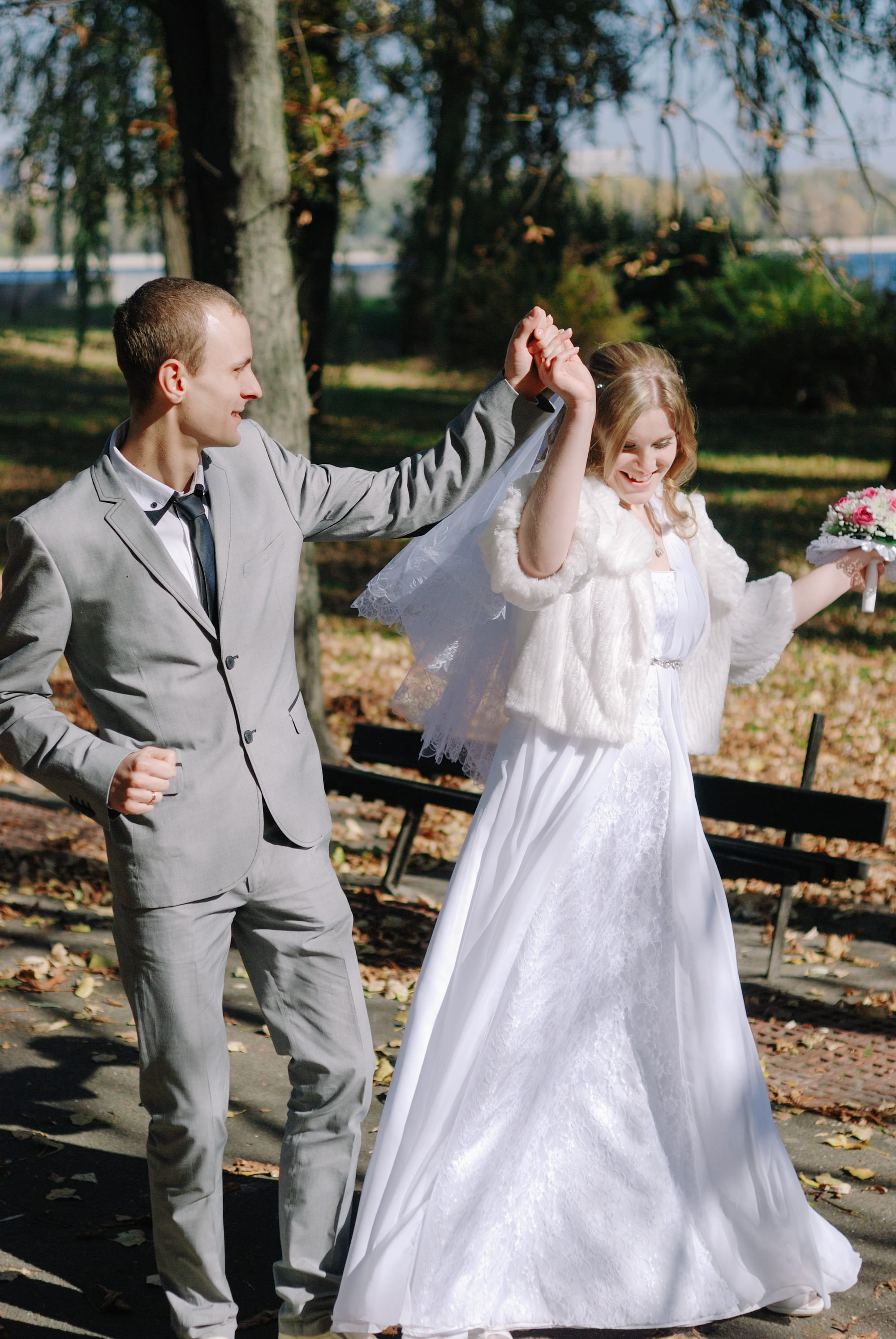 Танцы в парке - Фотограф Киев - Женя Лайт