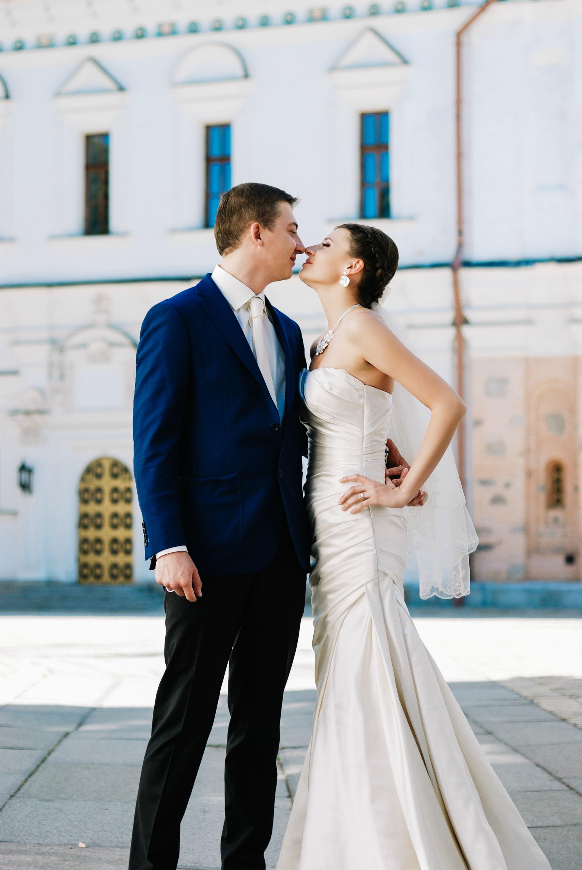 Свадебная нежность - Фотограф Киев - Женя Лайт