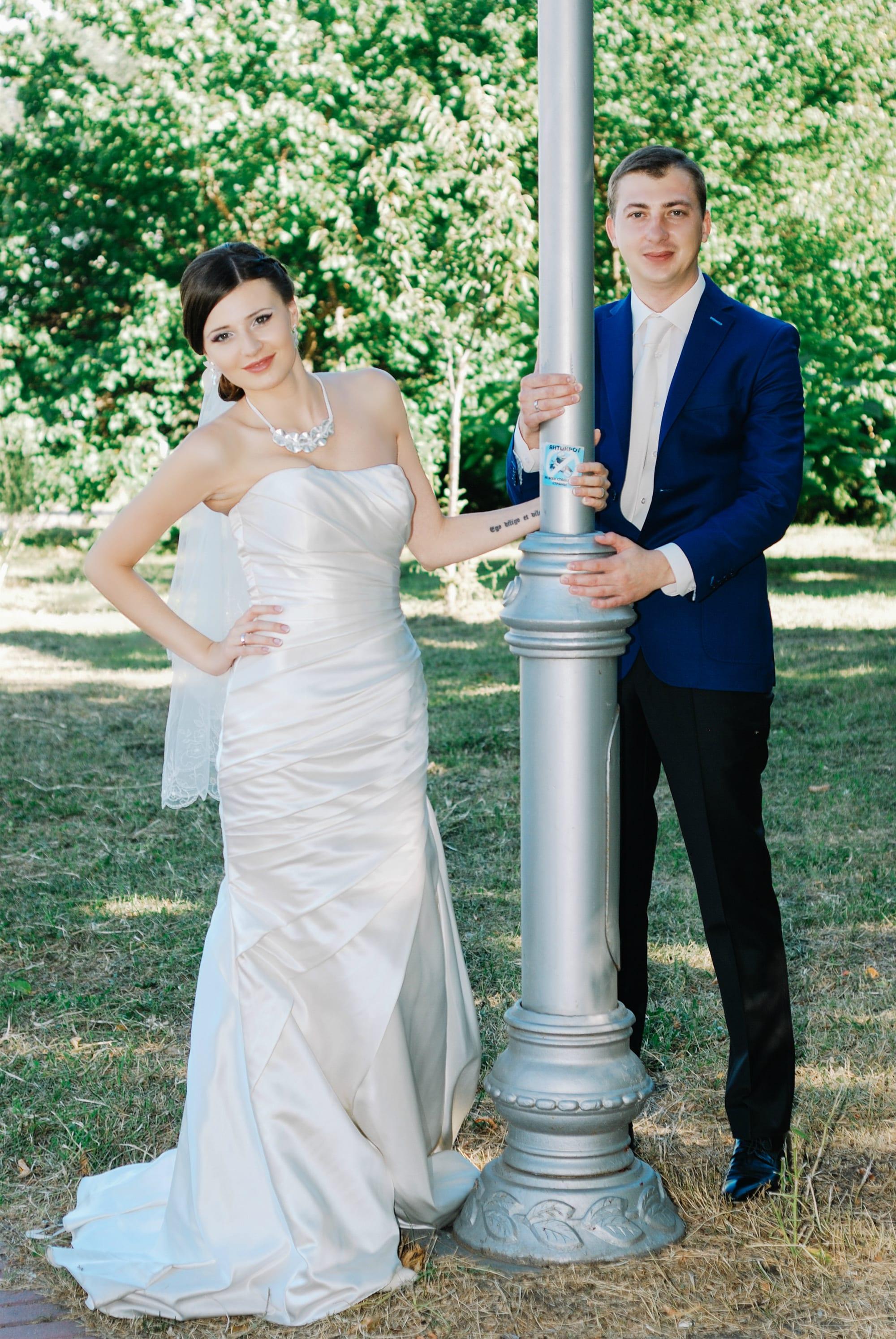 Жених и невеста - Фотограф Киев - Женя Лайт