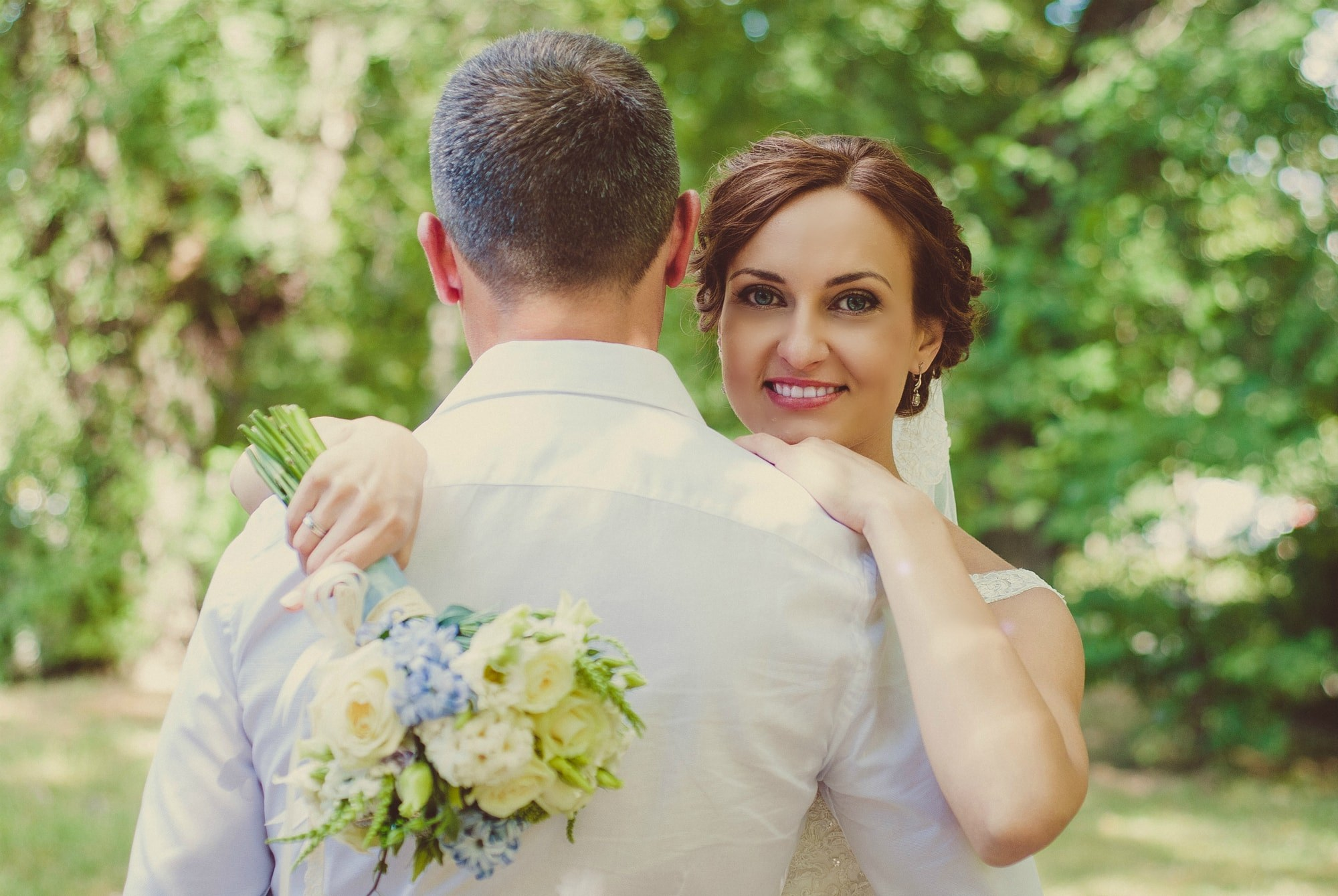 Радость невесты - Фотограф Киев - Женя Лайт