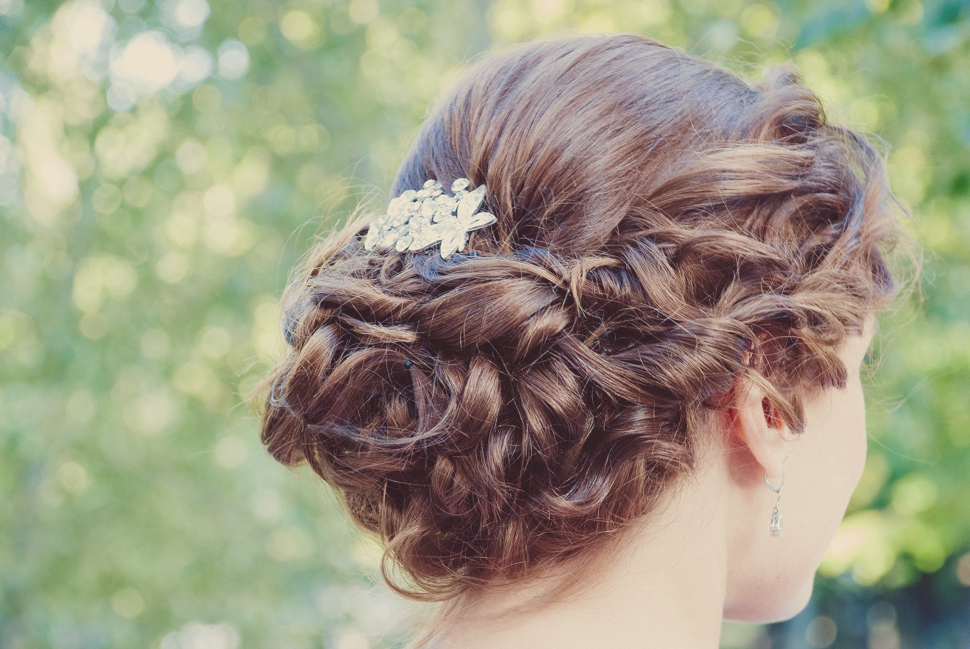 Свадебная прическа невесты - Фотограф Киев - Женя Лайт