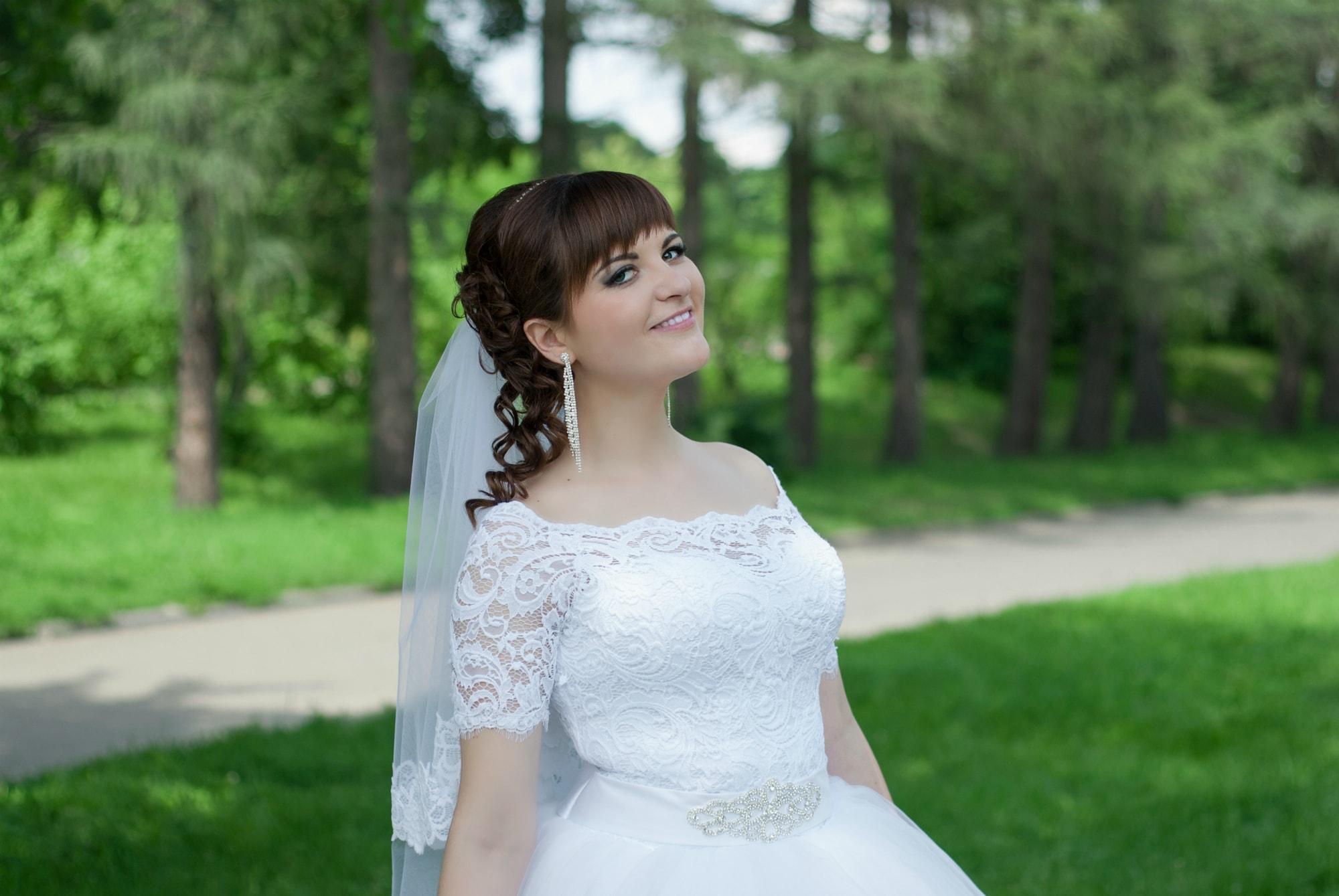 Очаровательная невеста - Фотограф Киев - Женя Лайт