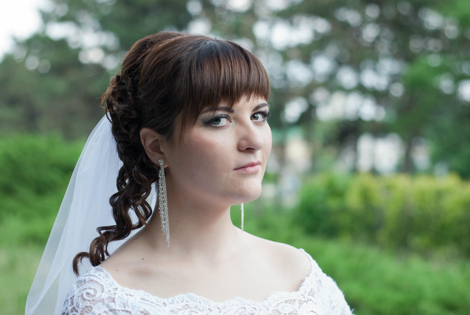 Свадебная фотосессия в ботаническом саду - Фотограф Киев - Женя Лайт