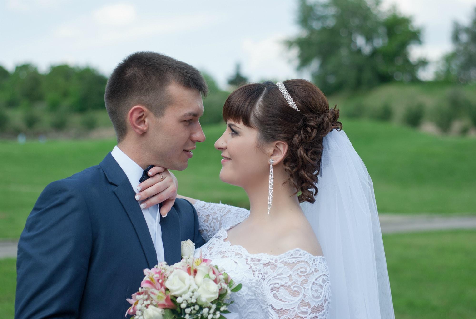 Невеста покоряет жениха - Фотограф Киев - Женя Лайт