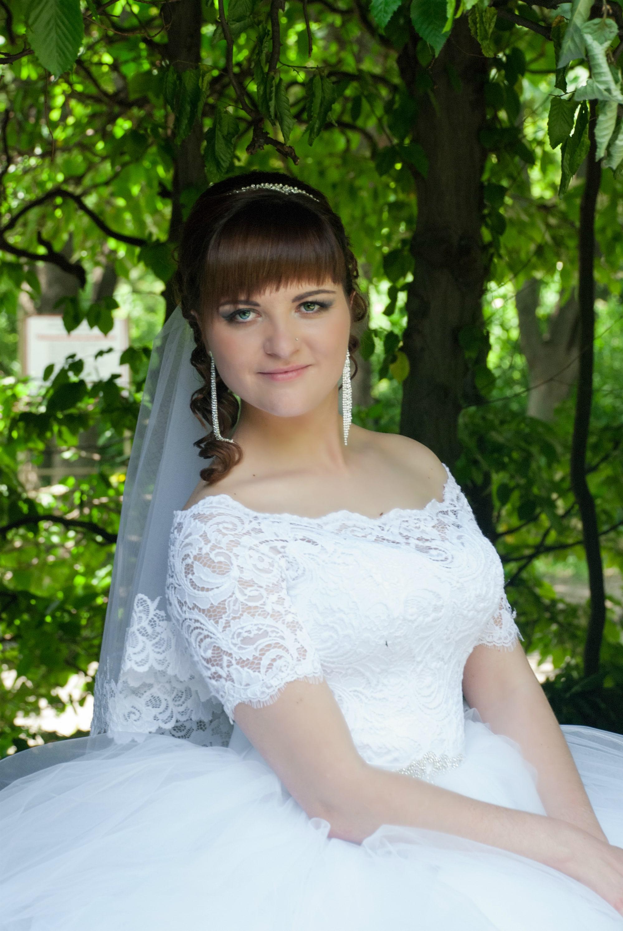 Фотосет с невестой - Фотограф Киев - Женя Лайт