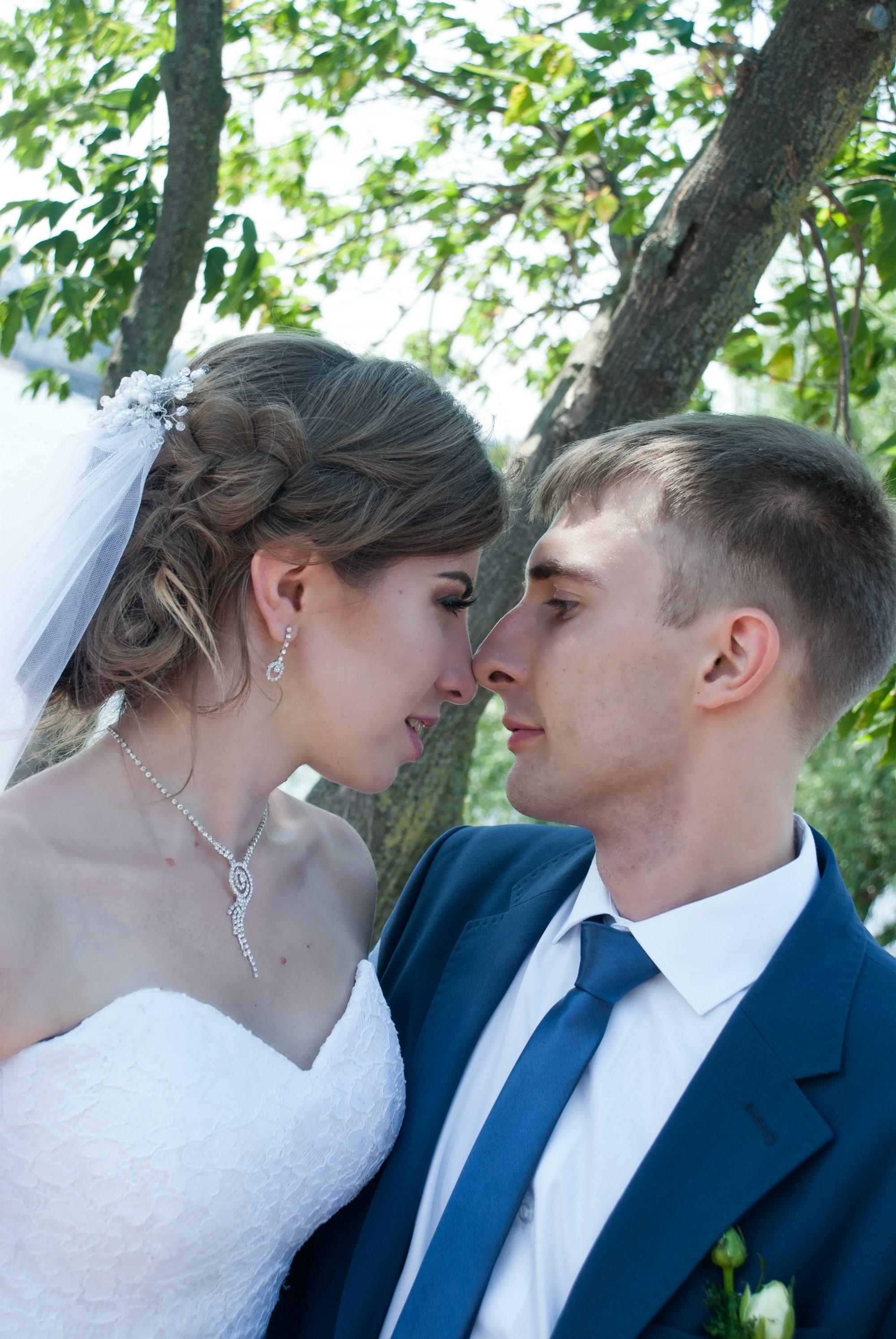 Фотография жениха и невесты - Фотограф Киев - Женя Лайт