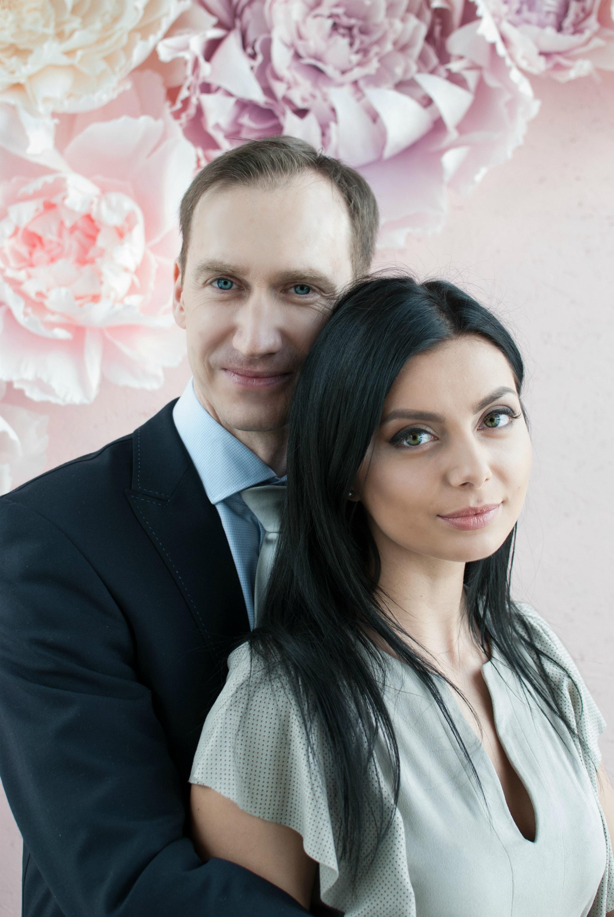 Двое в Загсе - Фотограф Киев - Женя Лайт