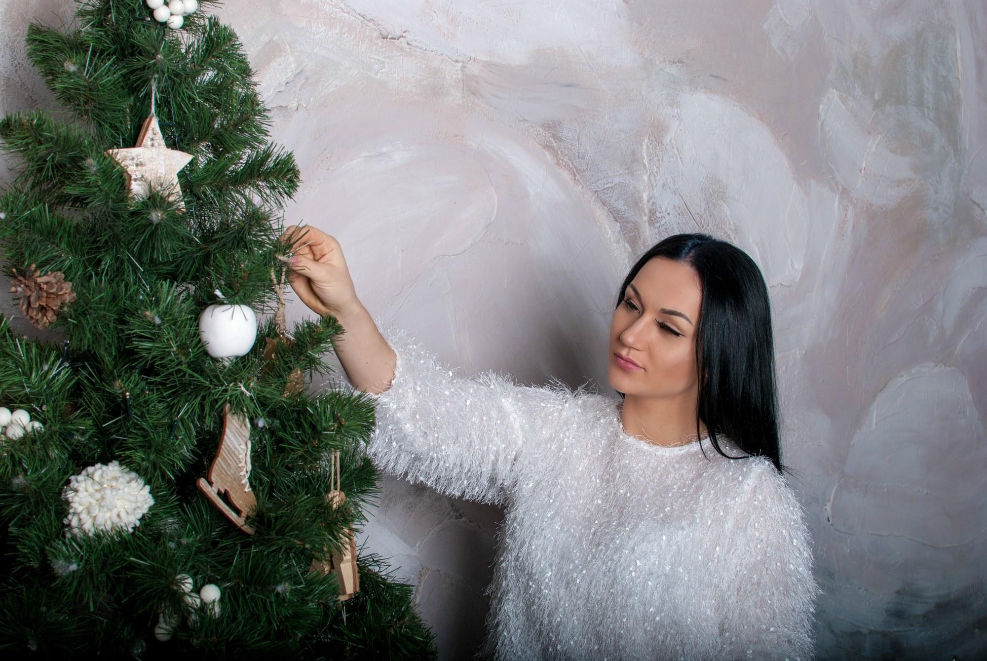 Украшение елки - Фотограф Киев - Женя Лайт