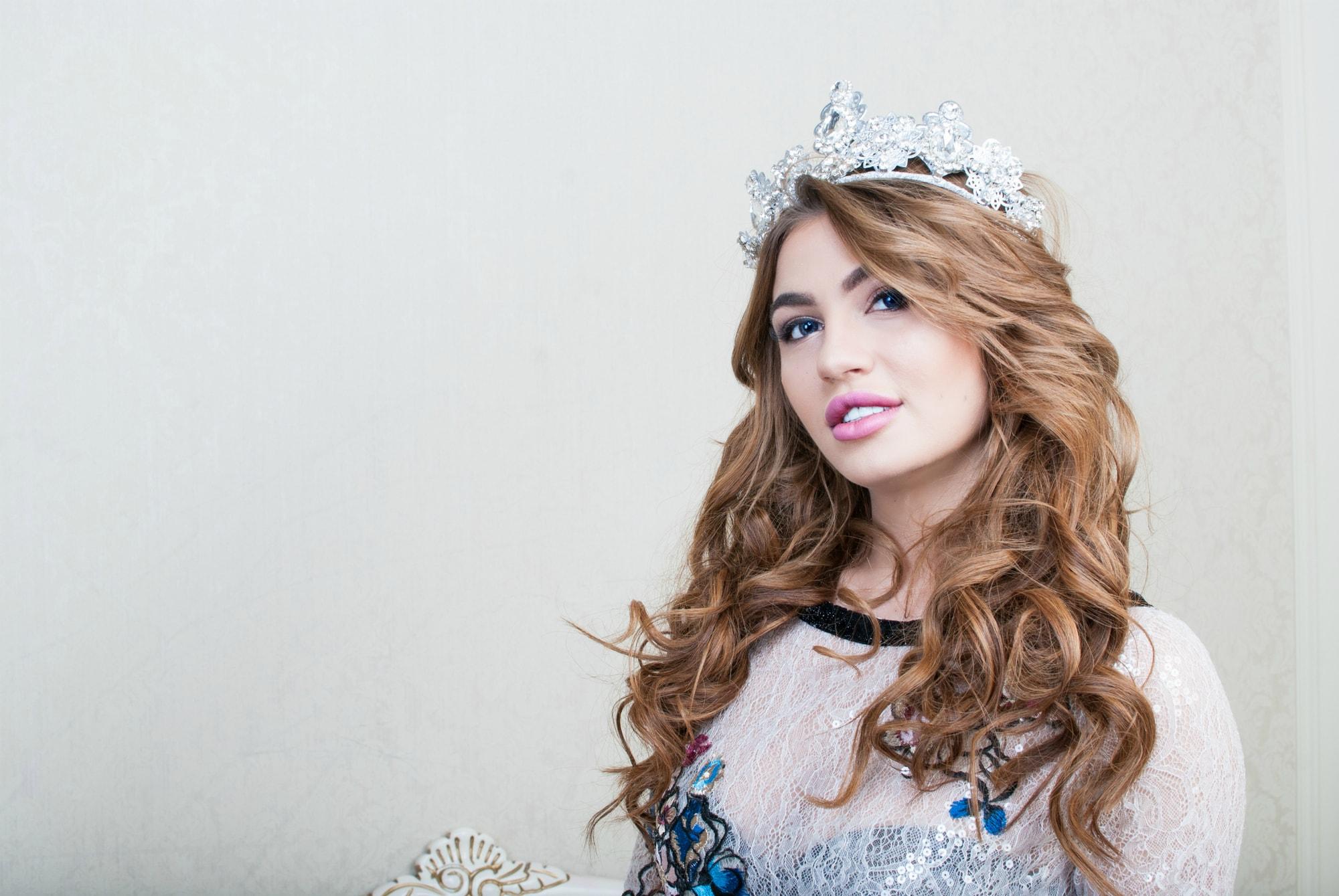 Корона победительницы - фотограф Женя Лайт