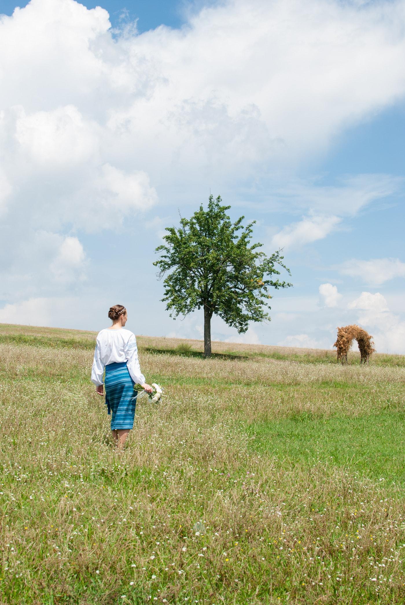 Свадебная прогулка и фотосессия в Пирогово