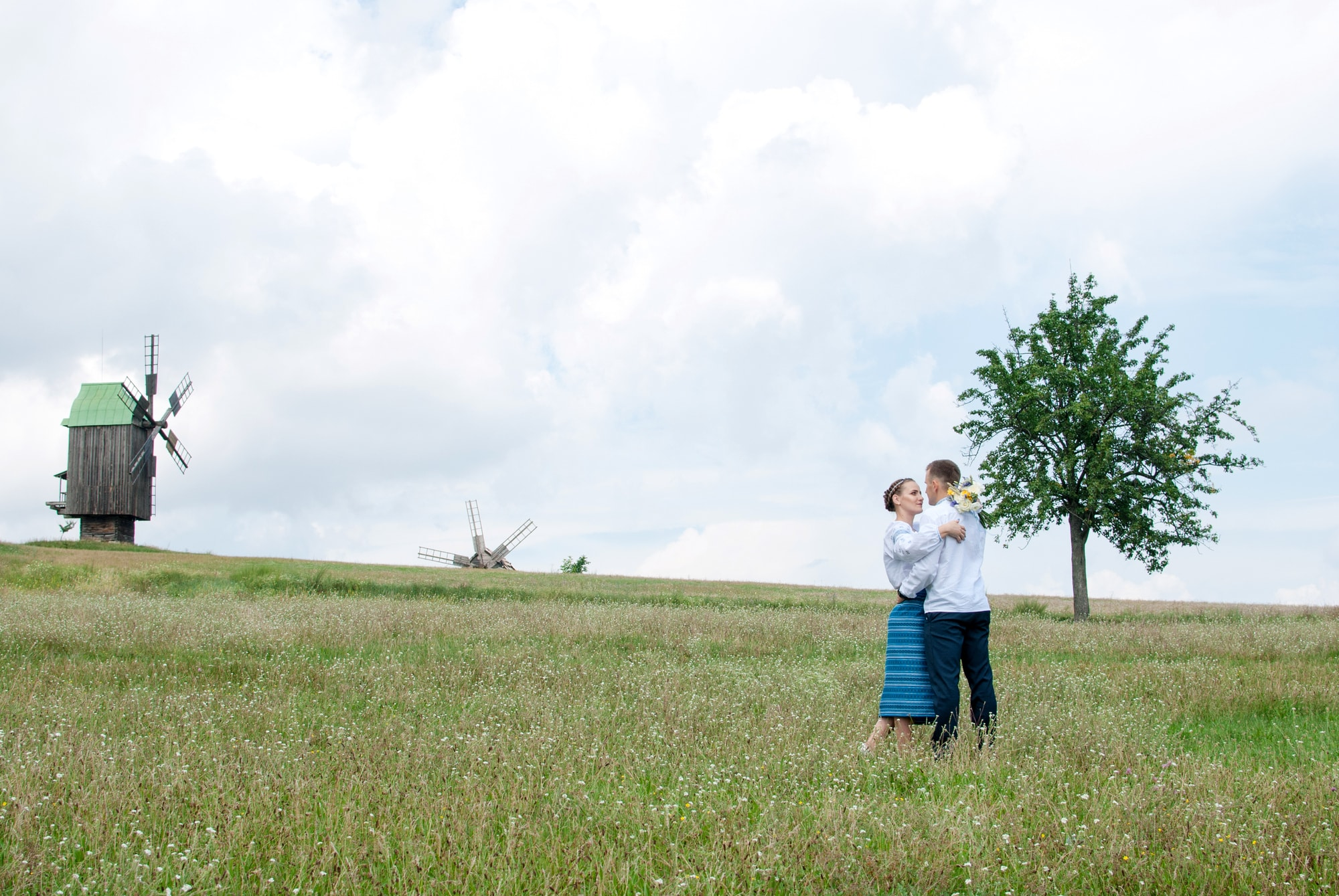Свадебная фотосессия в Киеве - Пирогово