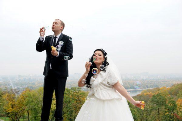 Мыльные пузыри на фотосессии - Женя Лайт - Фотограф Киев