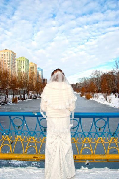 Невеста и небо