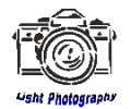 Логотип фотографа Женя Лайт. Киев.