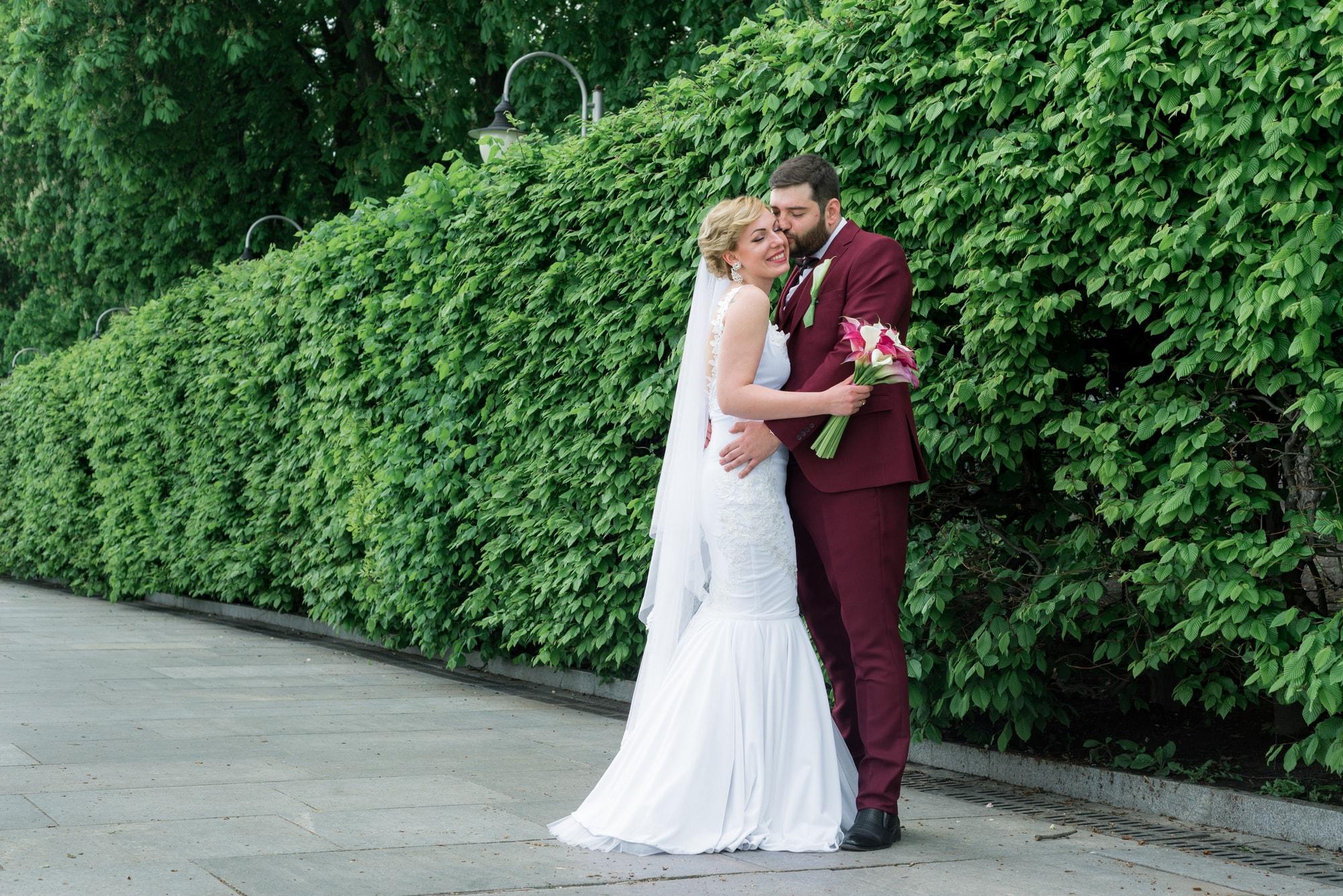 Фотосессия свадьбы в Киеве