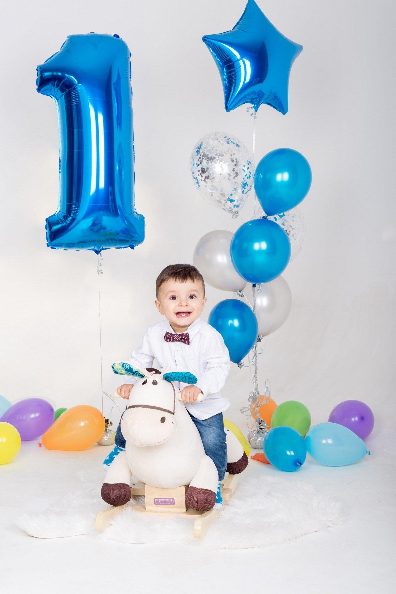 Фотосессия Первый день рождения