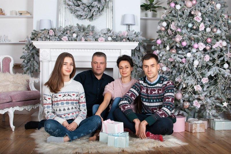 Услуги фотографа в Киеве Семейная фотосессия